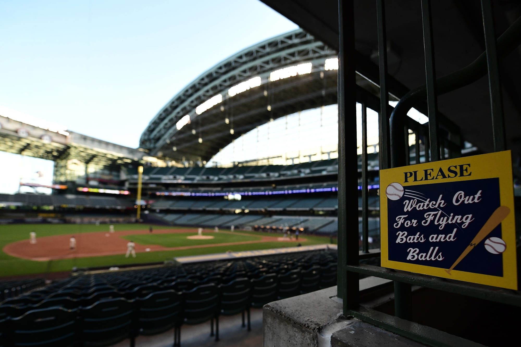 Brewers: Eric Lauer Sharp in Debut, but When Will he Join the Roster?