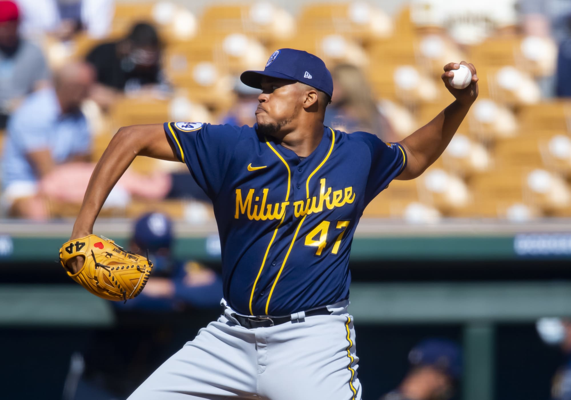 Brewers: Which Players Still Have Minor League Options?