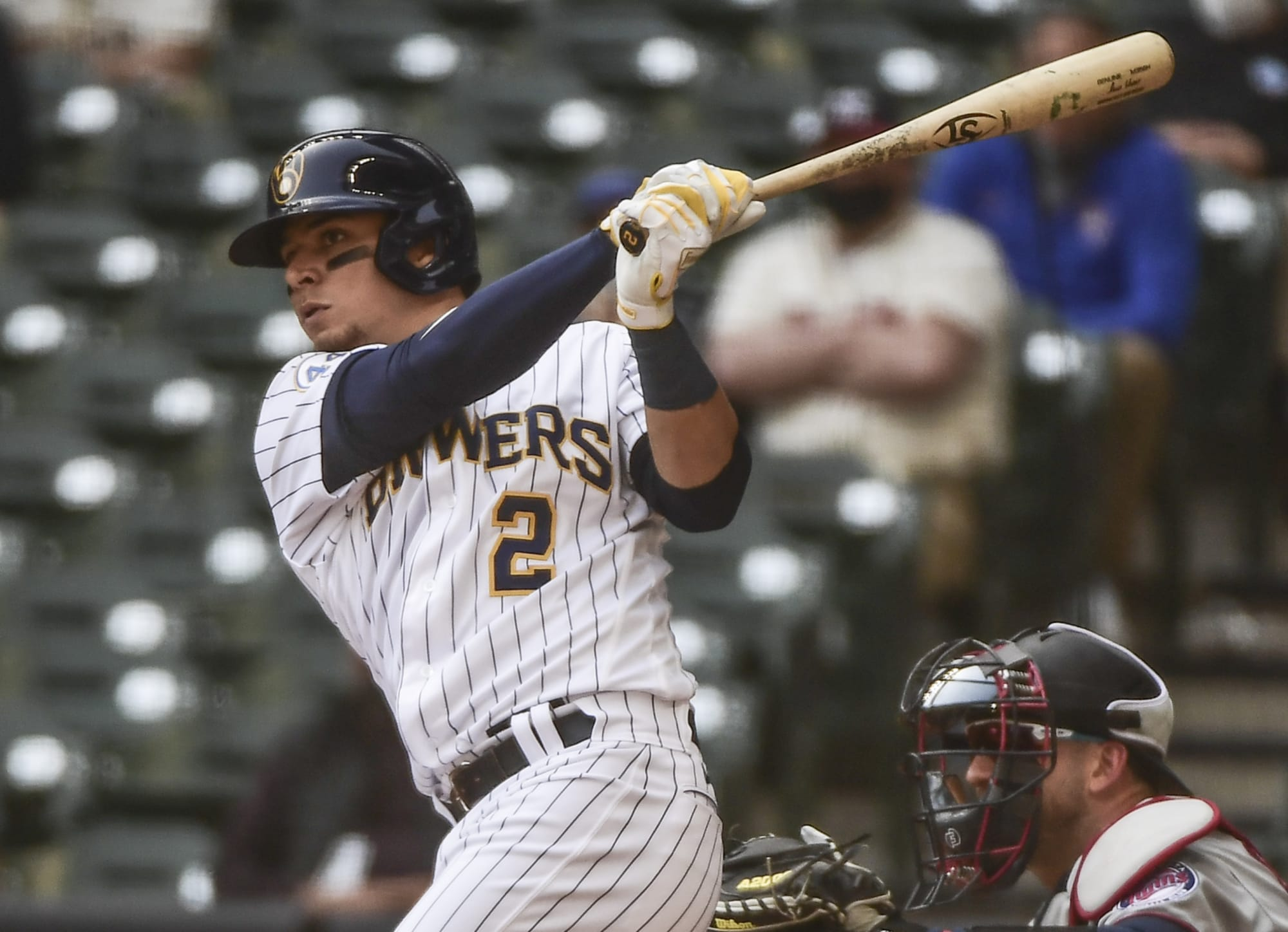 Brewers: Is Luis Urias the Best Shortstop in the Division?