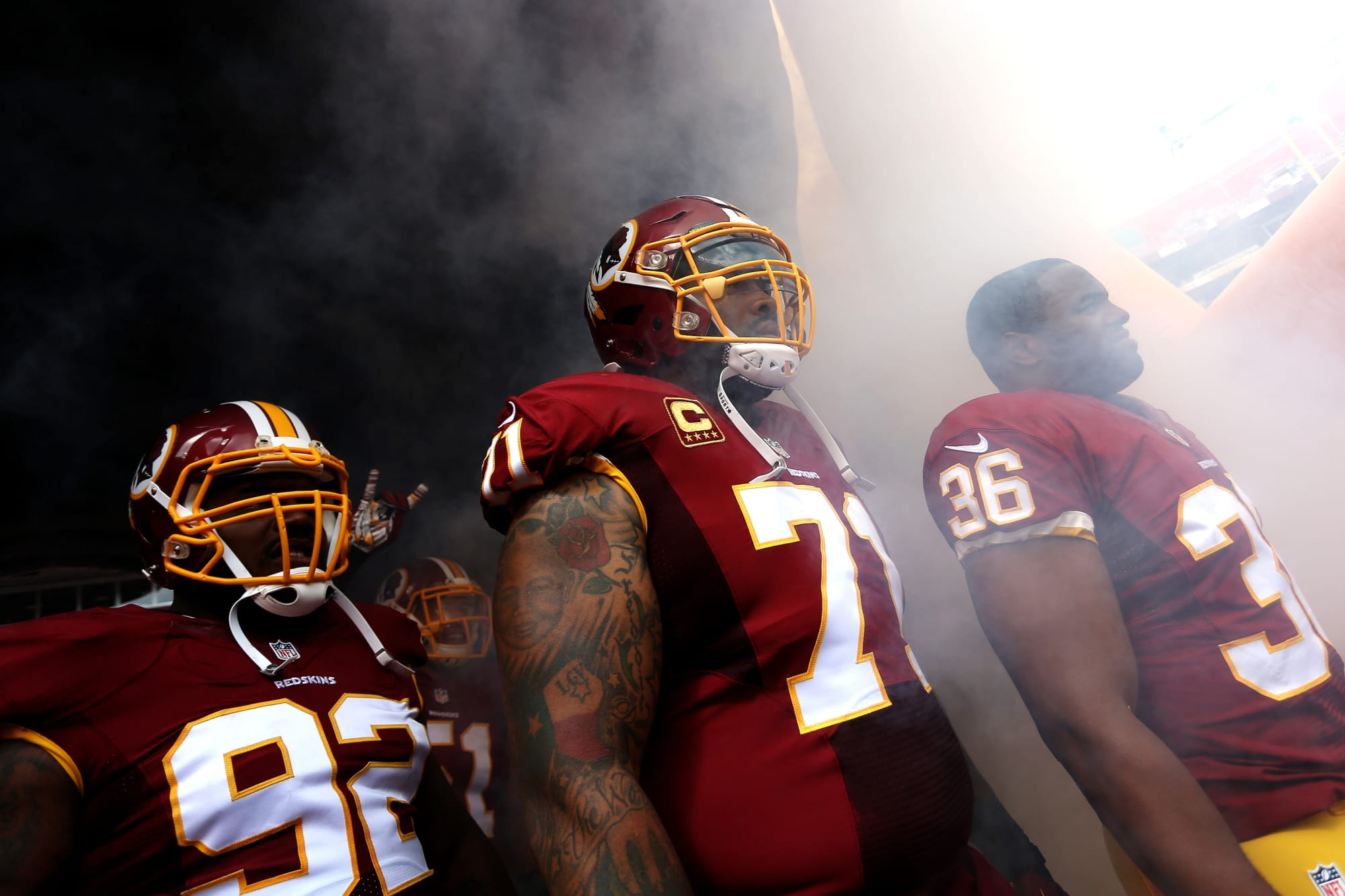 Redskins should have three straight revenge games on their 2020 schedule