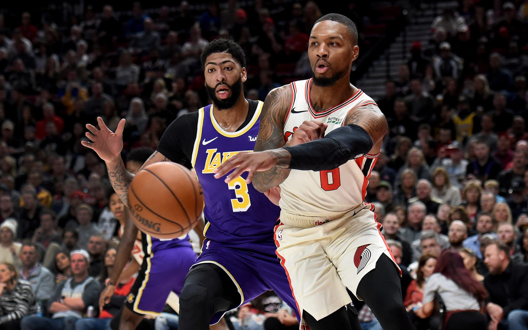 2020 Playoffs 3 Reasons The Portland Trail Blazers Can Beat The Lakers