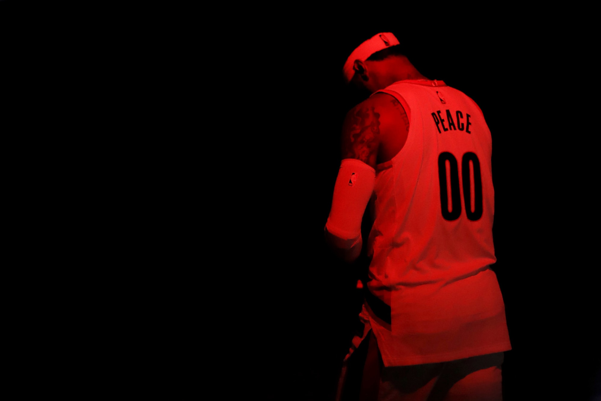 Portland Trail Blazers: How will Carmelo Anthony's career end?