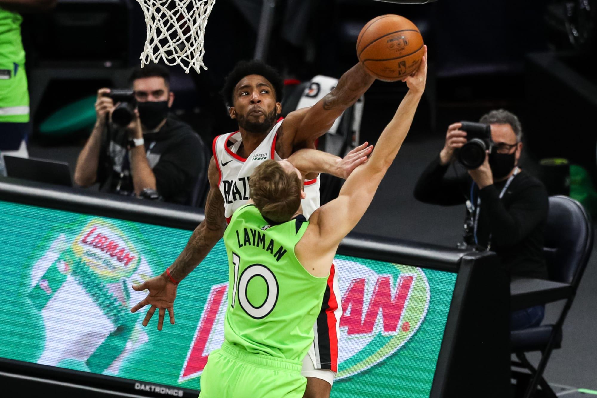 Portland Trail Blazers: Derrick Jones Jr. must see more minutes