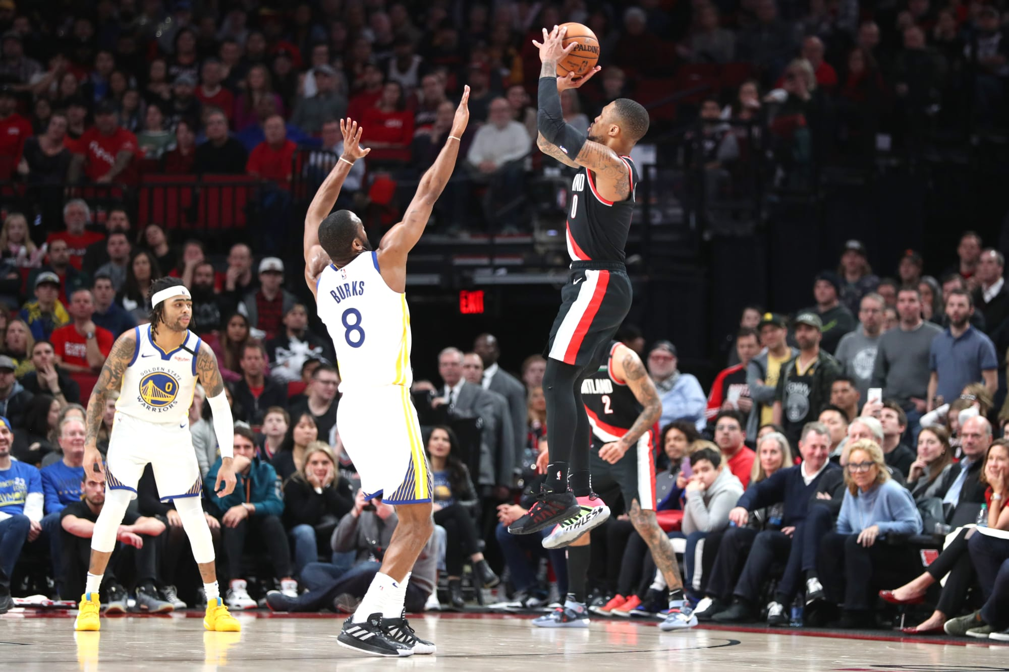 2019-20 Re-Run: Portland Trail Blazers v Golden State Warriors