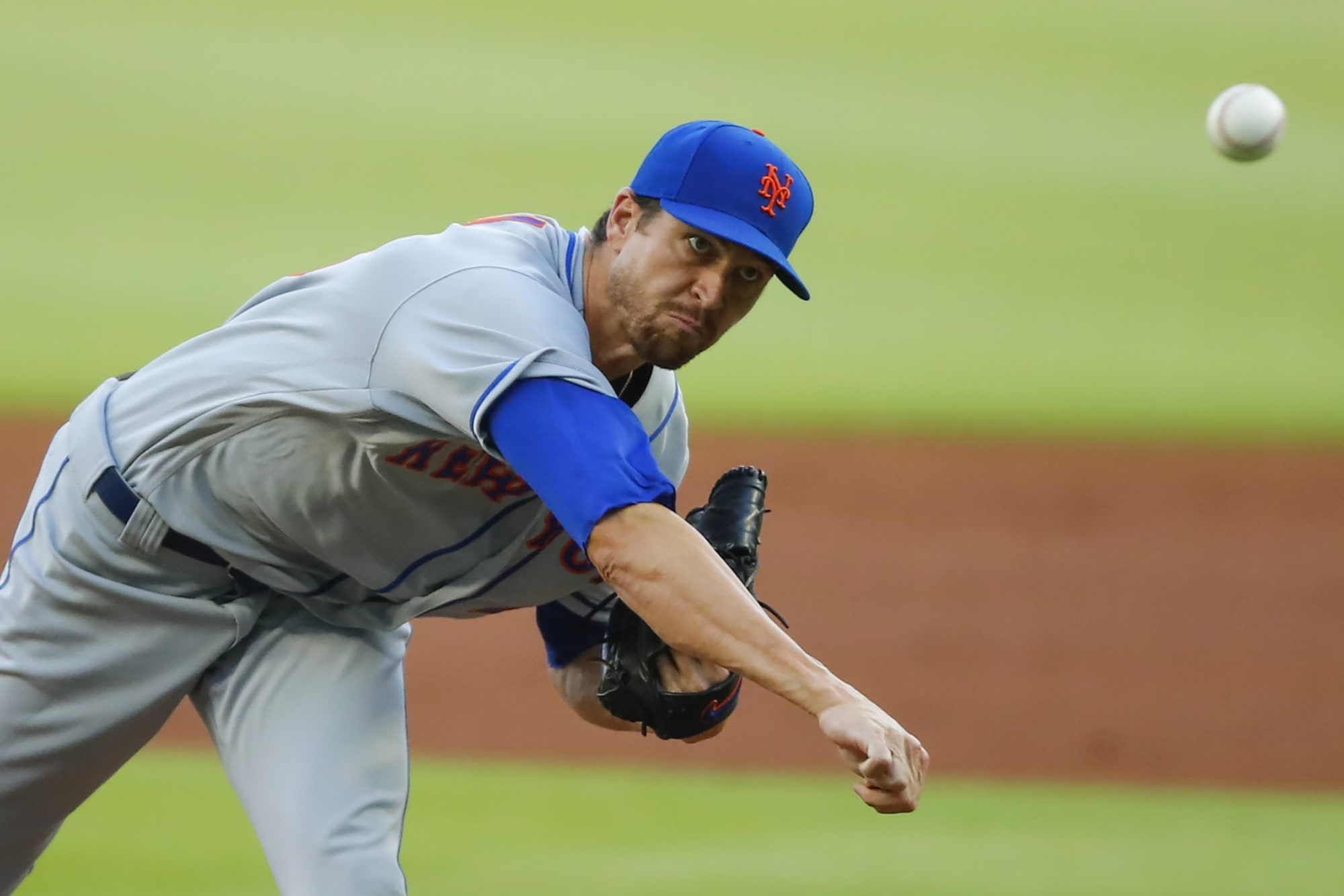 Mets: Jacob deGrom nearing fourth-place on franchise WAR list