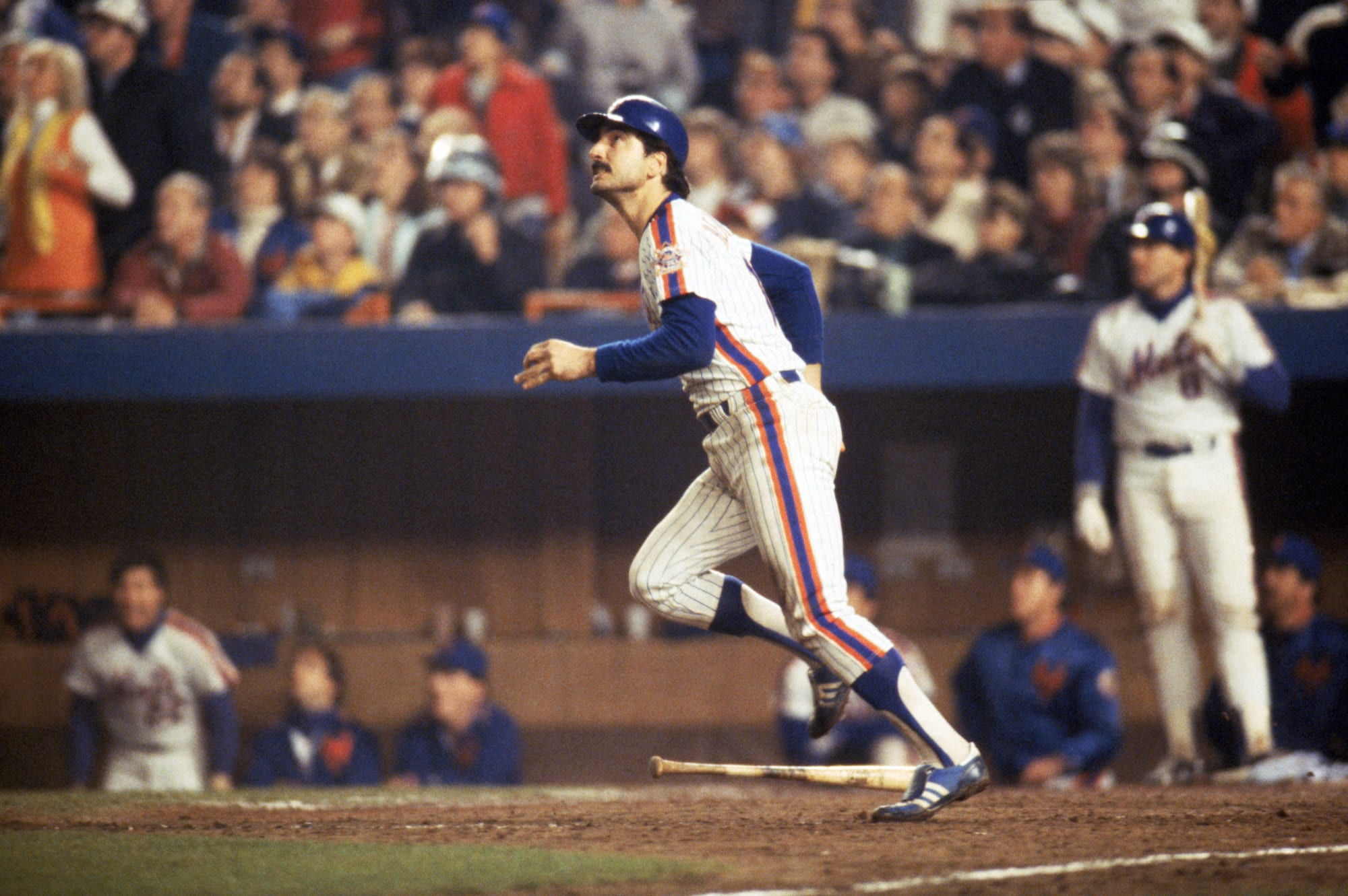 New York Mets Milestone: Keith Hernandez drives in his 1000th RBI