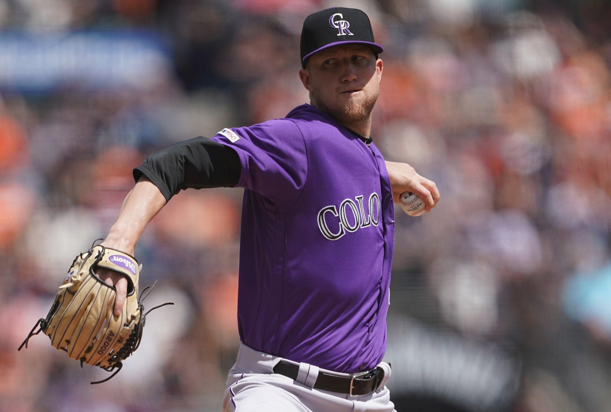 Colorado Rockies: Kyle Freeland sharp in return from back spasms