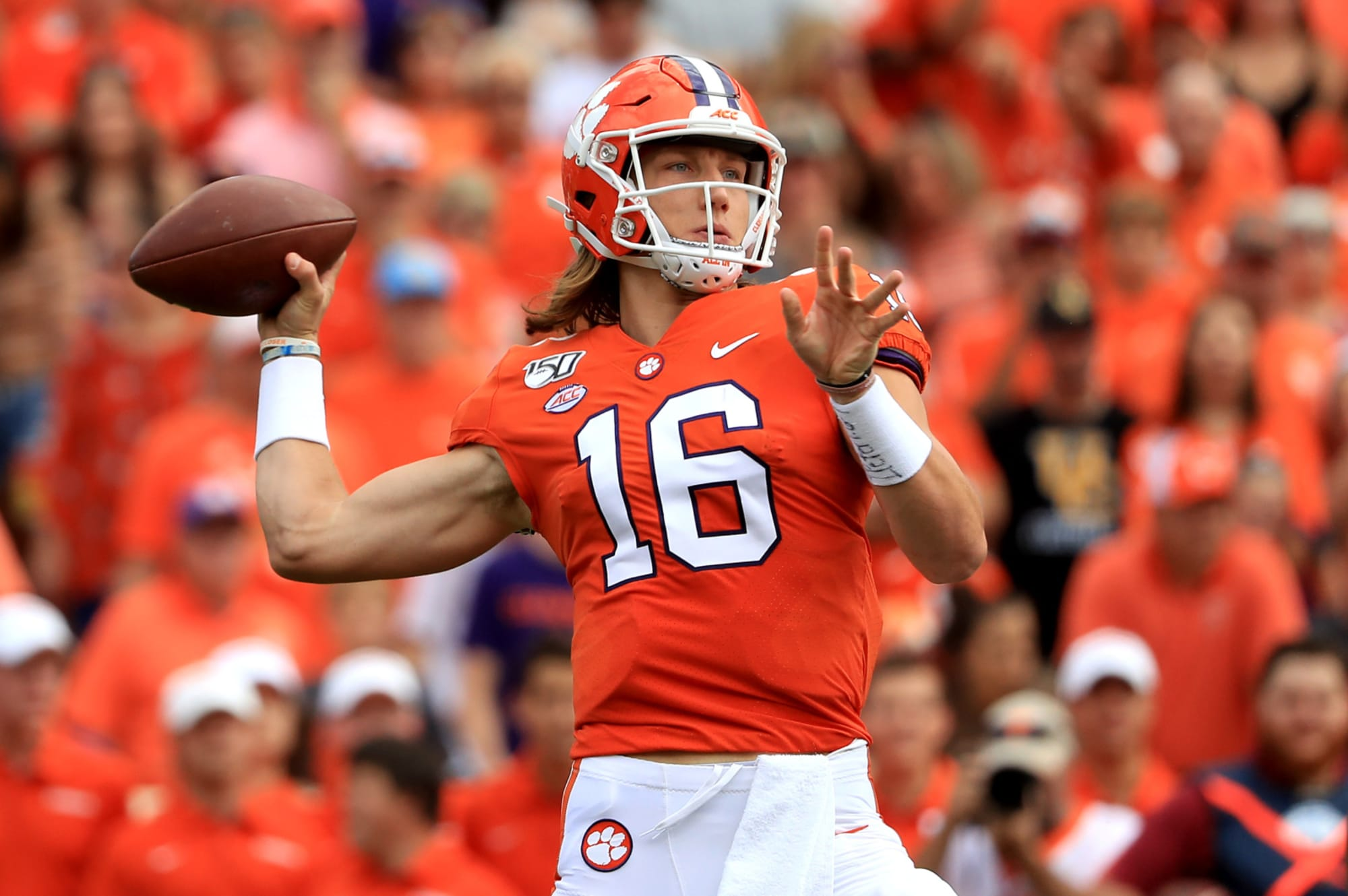 Clemson Football All Orange Uniform Is The Best In College Football History