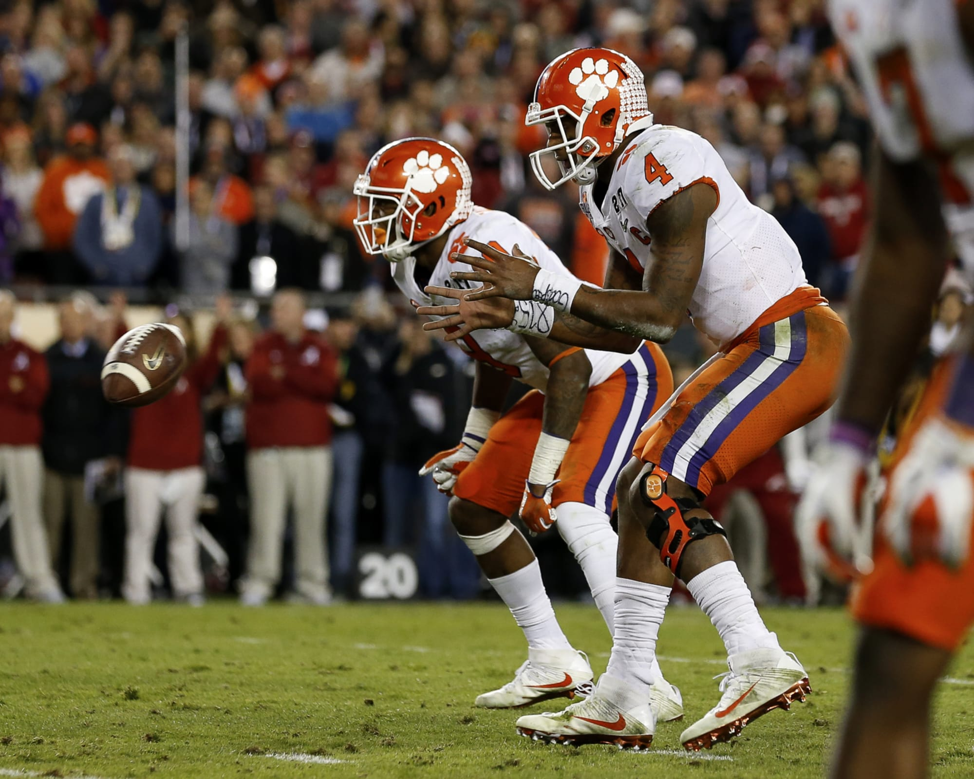 Clemson football SID unintentionally points out how bad ACC awards are
