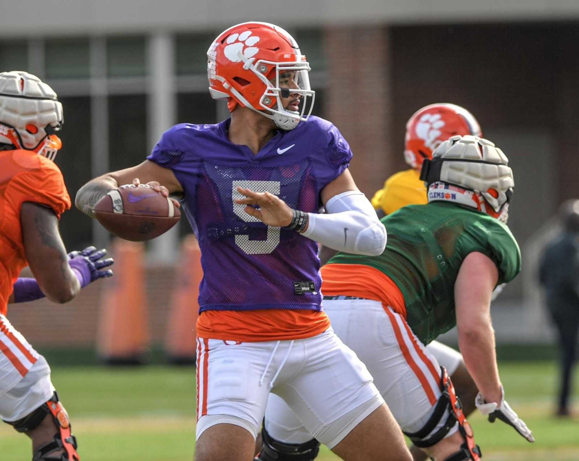 Clemson football: Replacing Trevor Lawrence and Travis Etienne are no problem