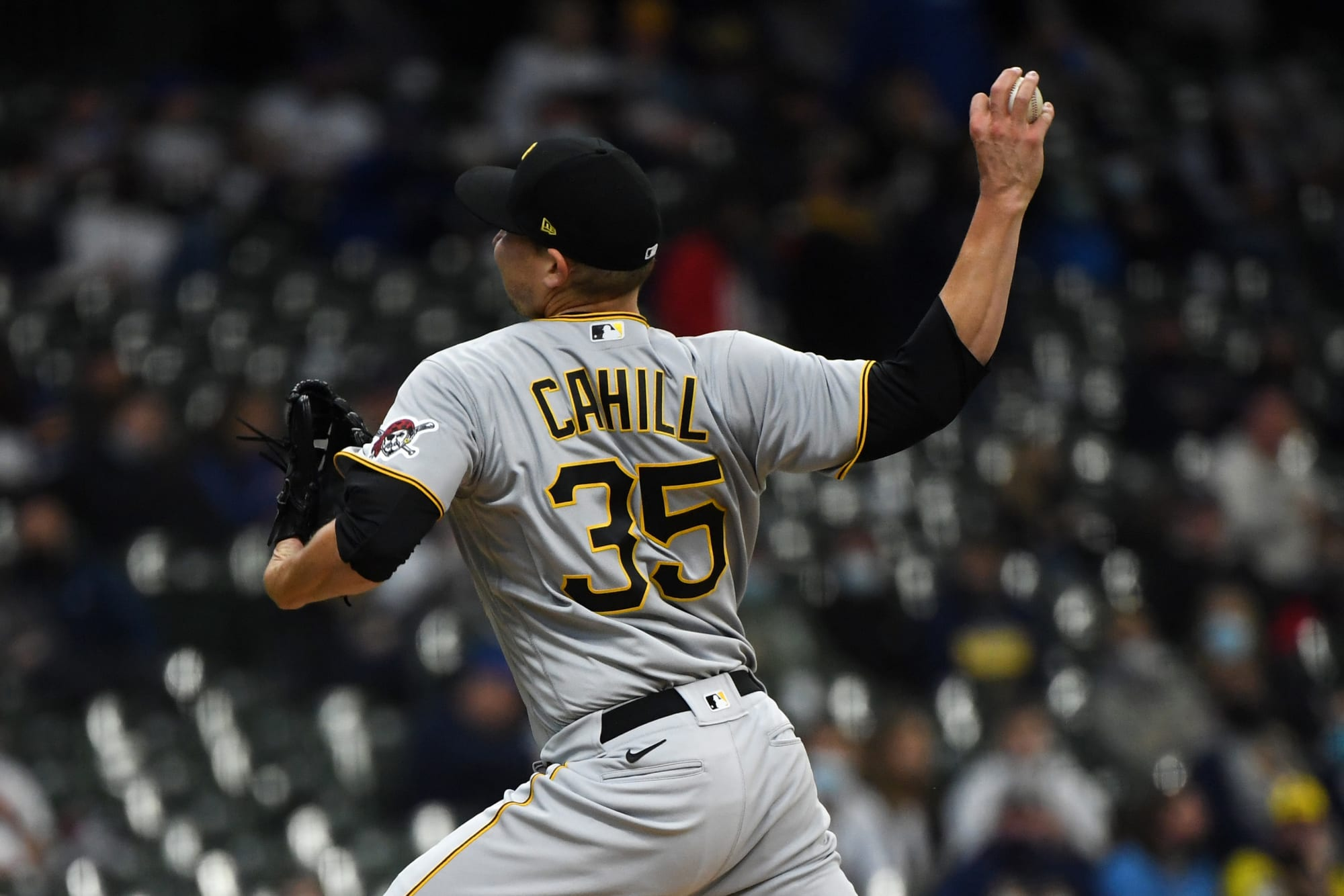 Pittsburgh Pirates: Trevor Cahill Struggles as the Pirates lose 7-1