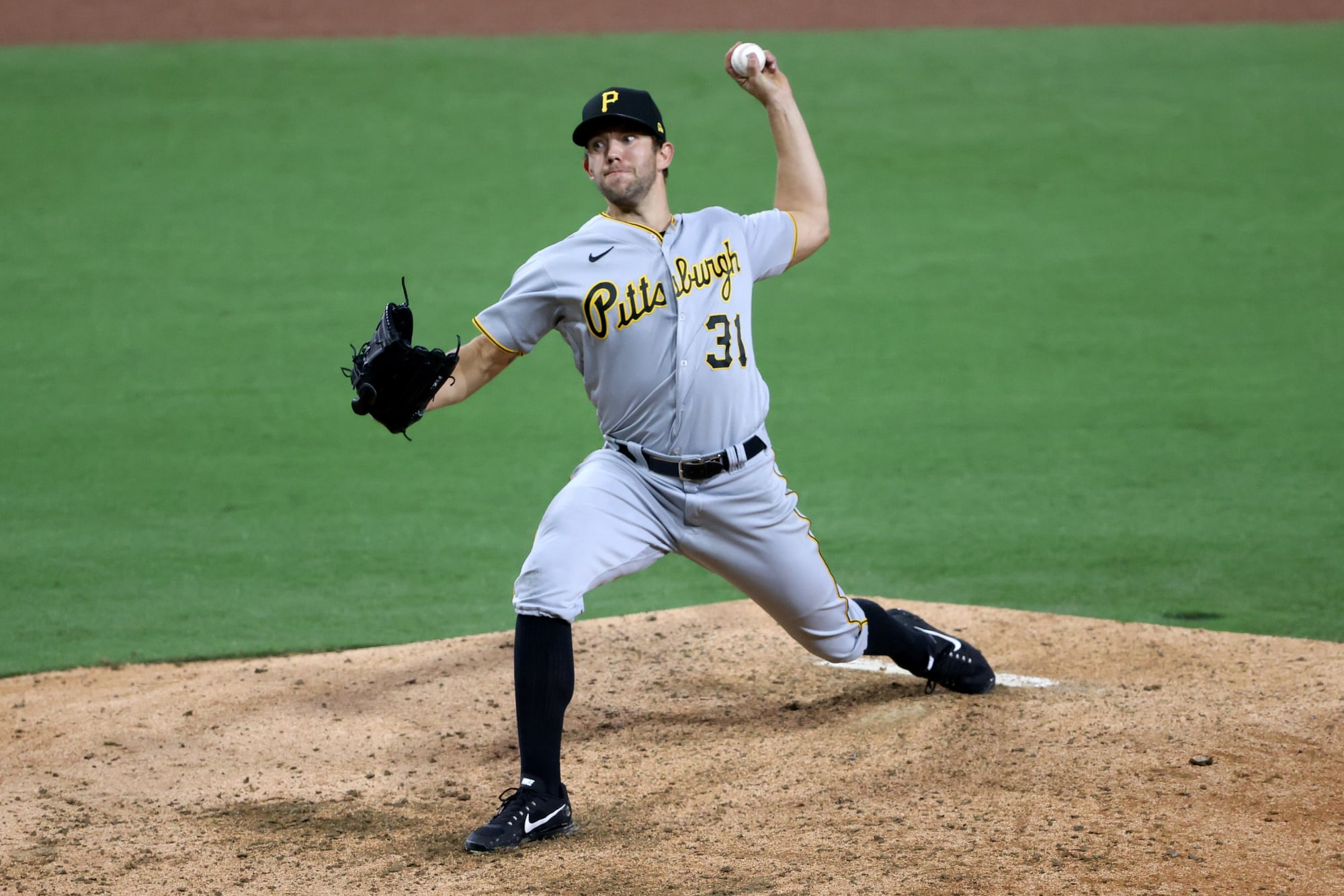 Pittsburgh Pirates: Tyler Anderson Flirts With No-Hitter in Loss