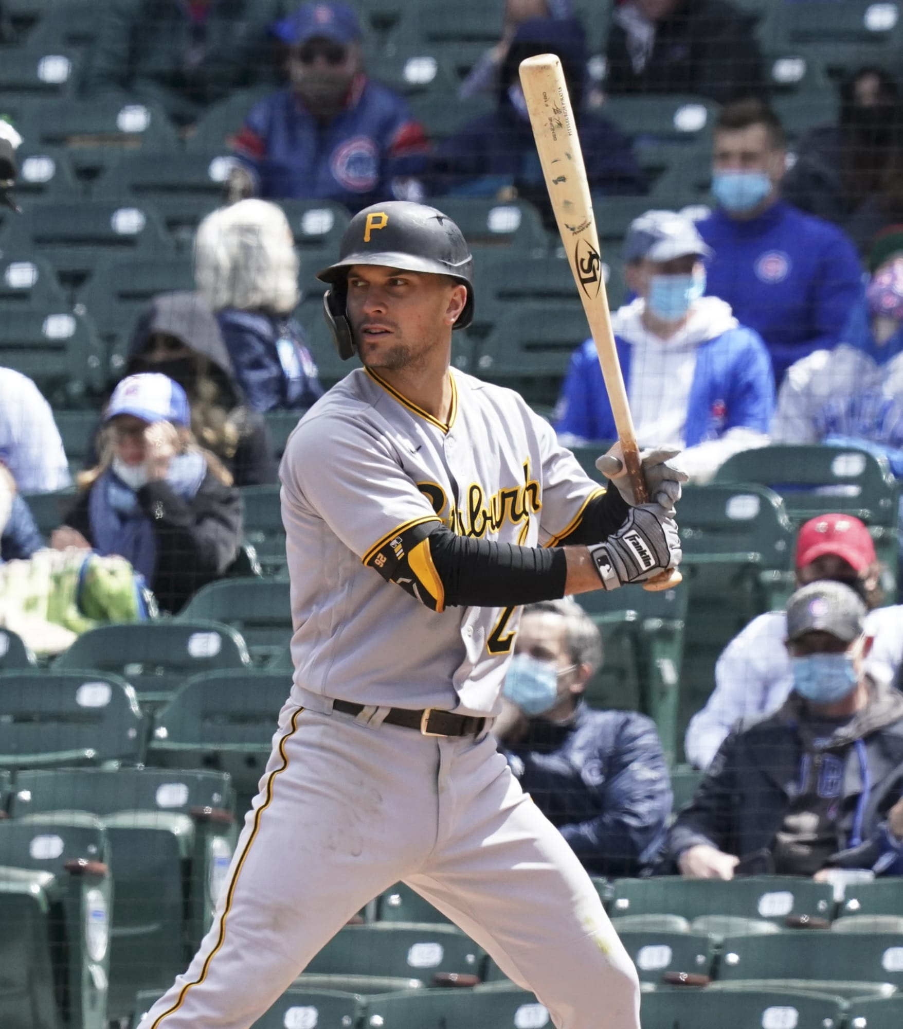 Pittsburgh Pirates: Adam Frazier's Trade Value Climbing