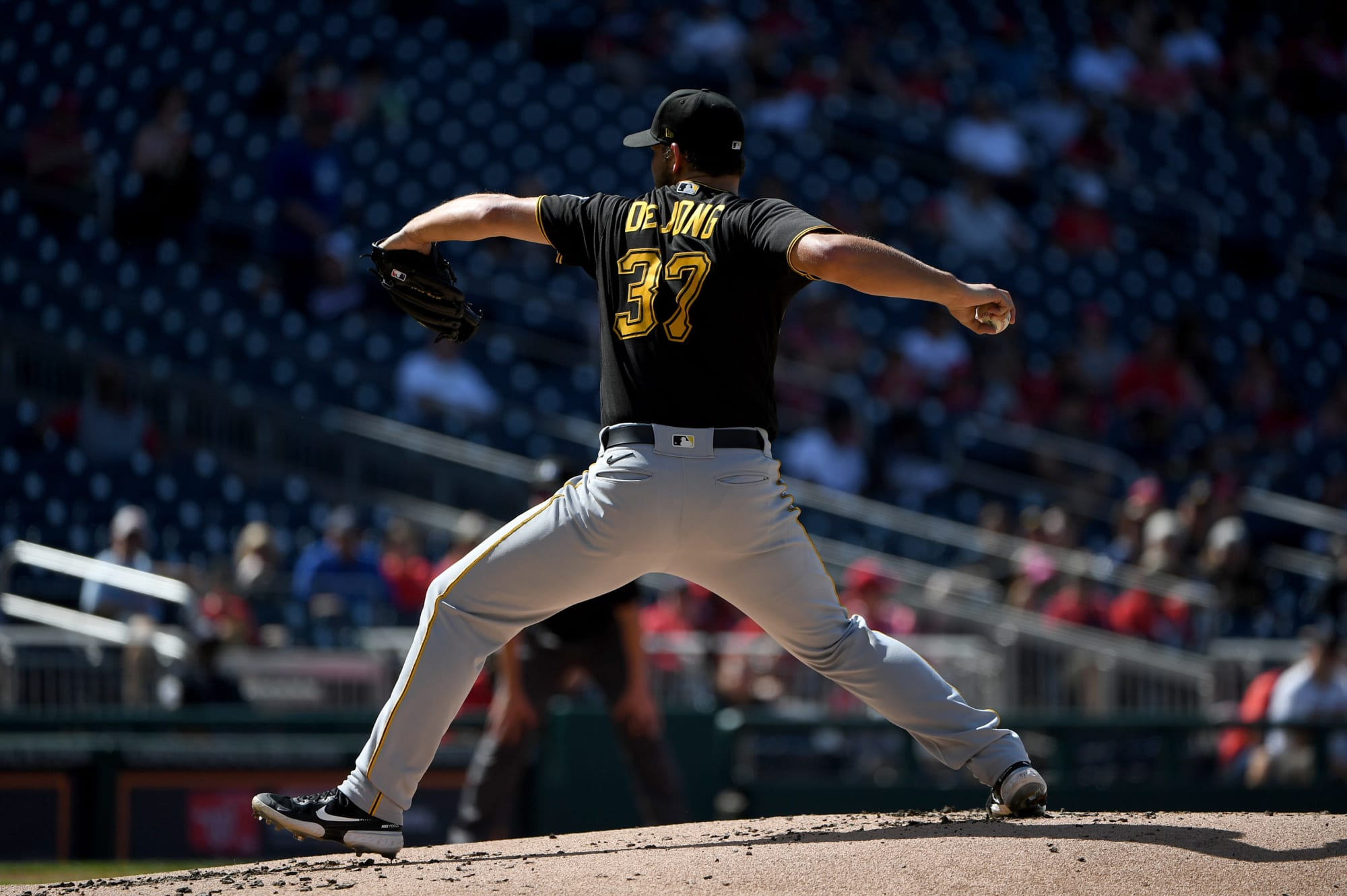 Pittsburgh Pirates Fall 3-1 in Series Finale, Swept by Nationals