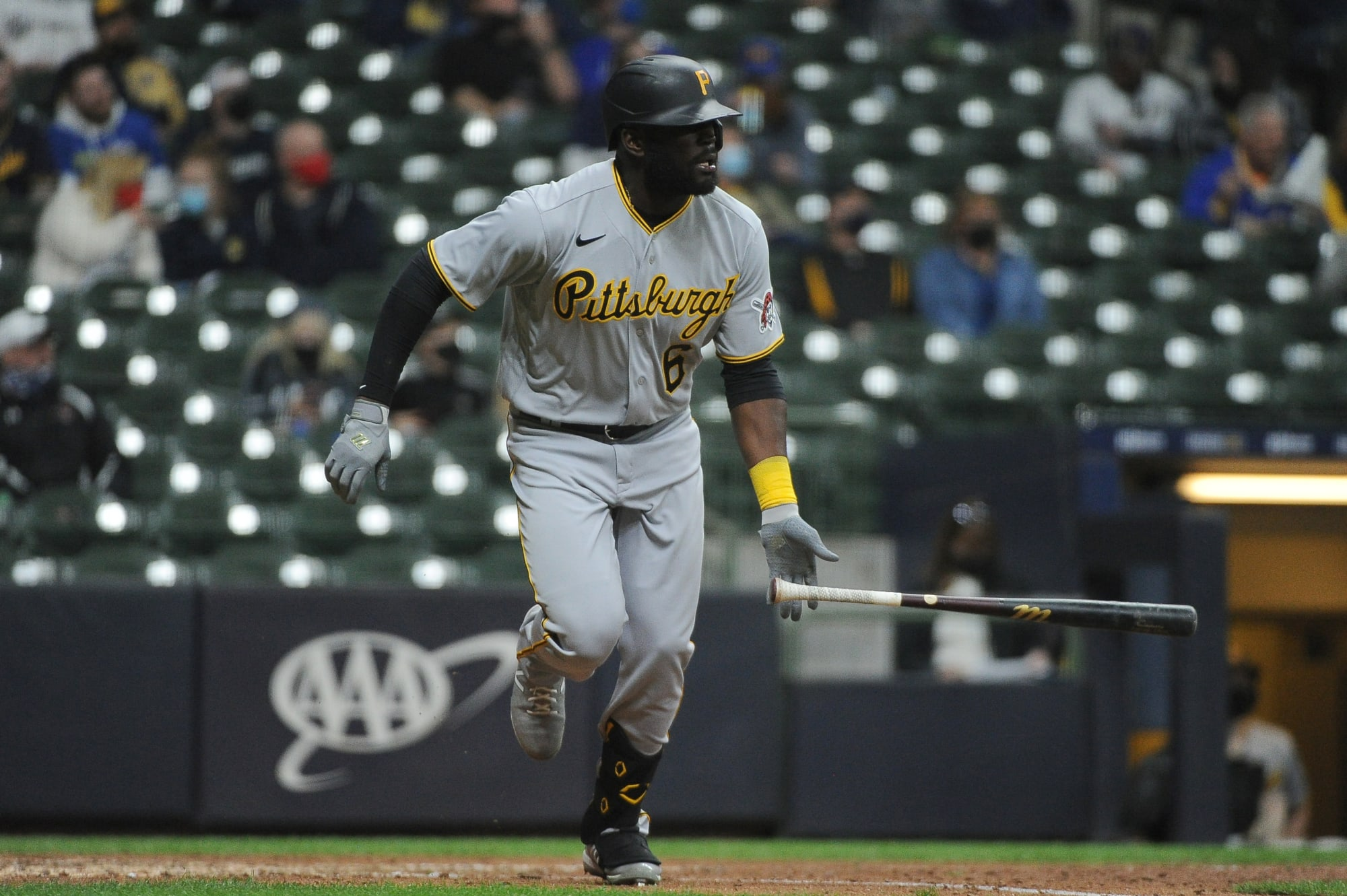 Pittsburgh Pirates: It's Time to Give Anthony Alford Another Chance