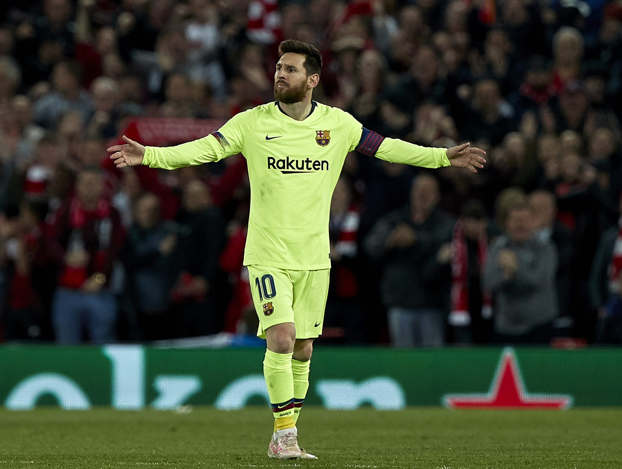 Trent Alexander-Arnold calls Lionel Messi an unstoppable genius