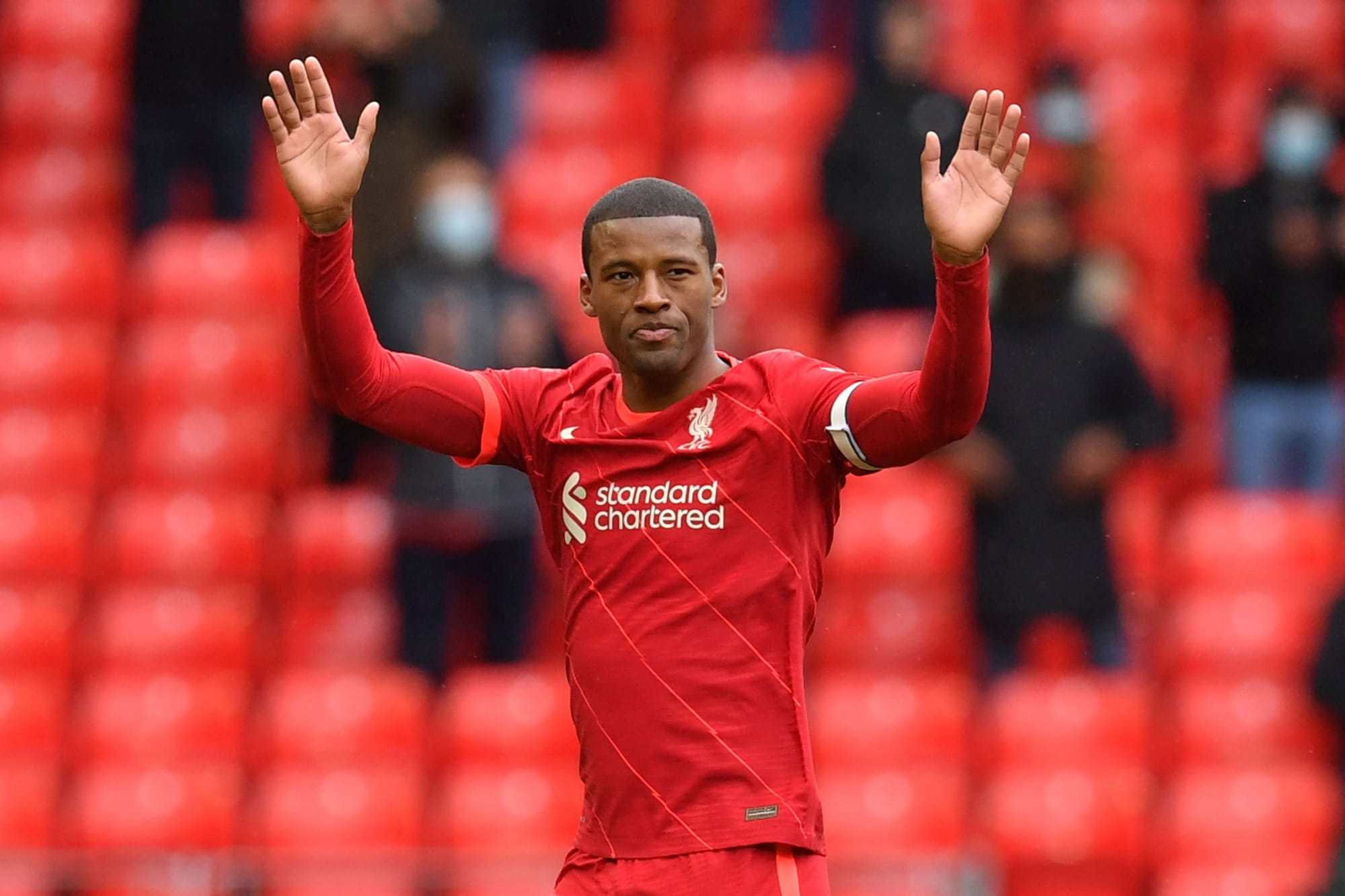Liverpool: A farewell and thank you to Gini Wijnaldum