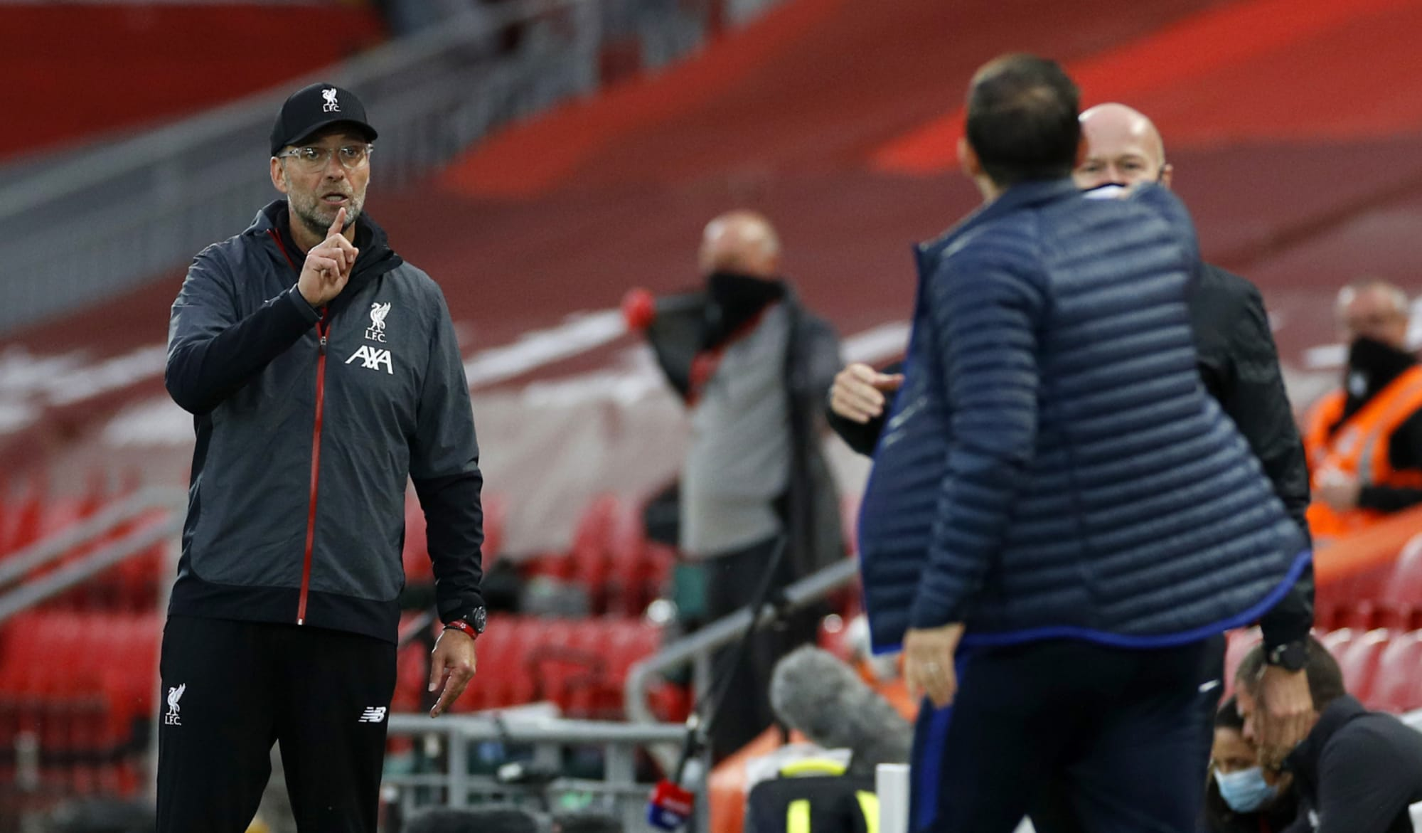 Jurgen Klopp to live inside Frank Lampard's head