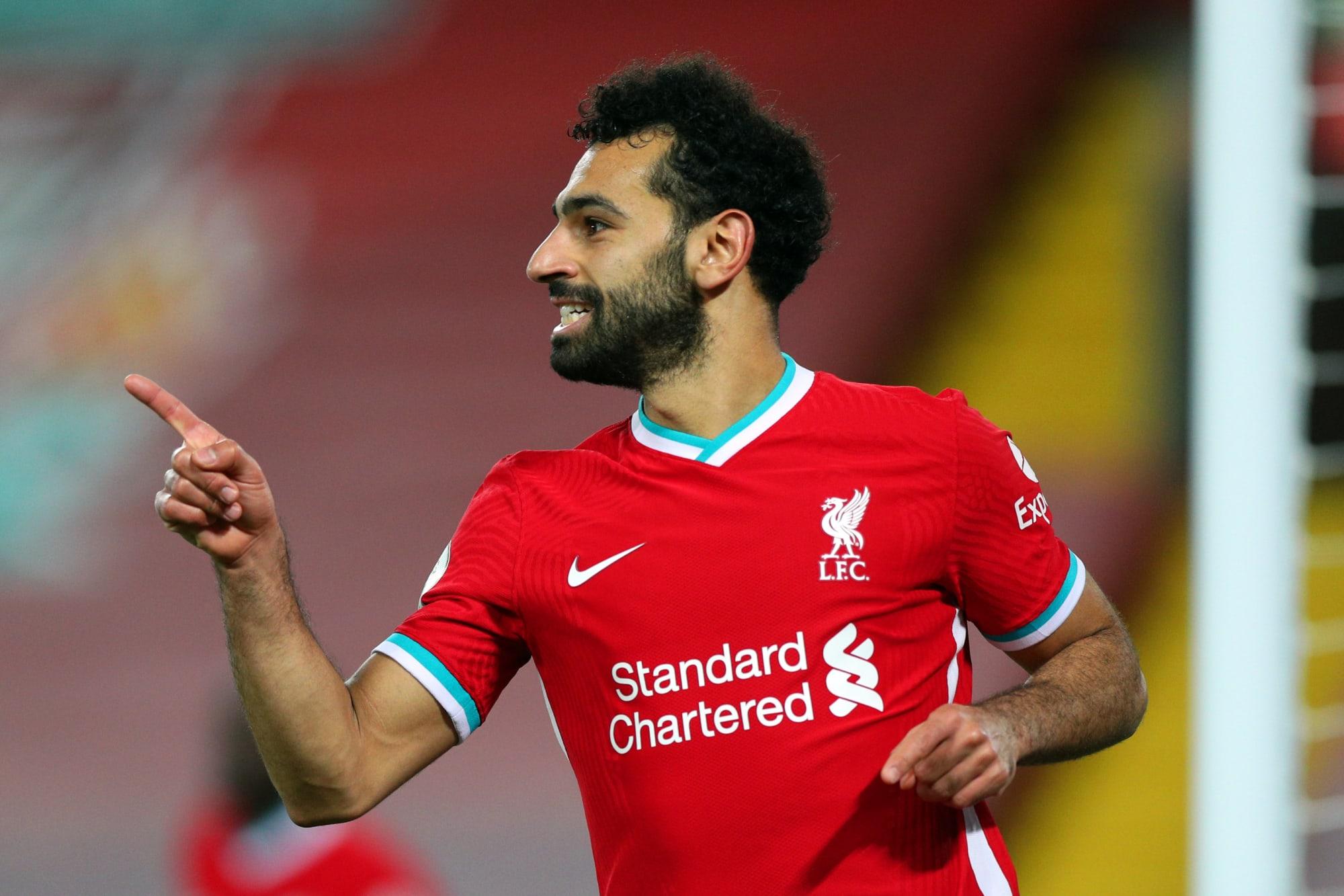 Liverpool: The 'next Mohamed Salah' is in Jurgen Klopp's grasp