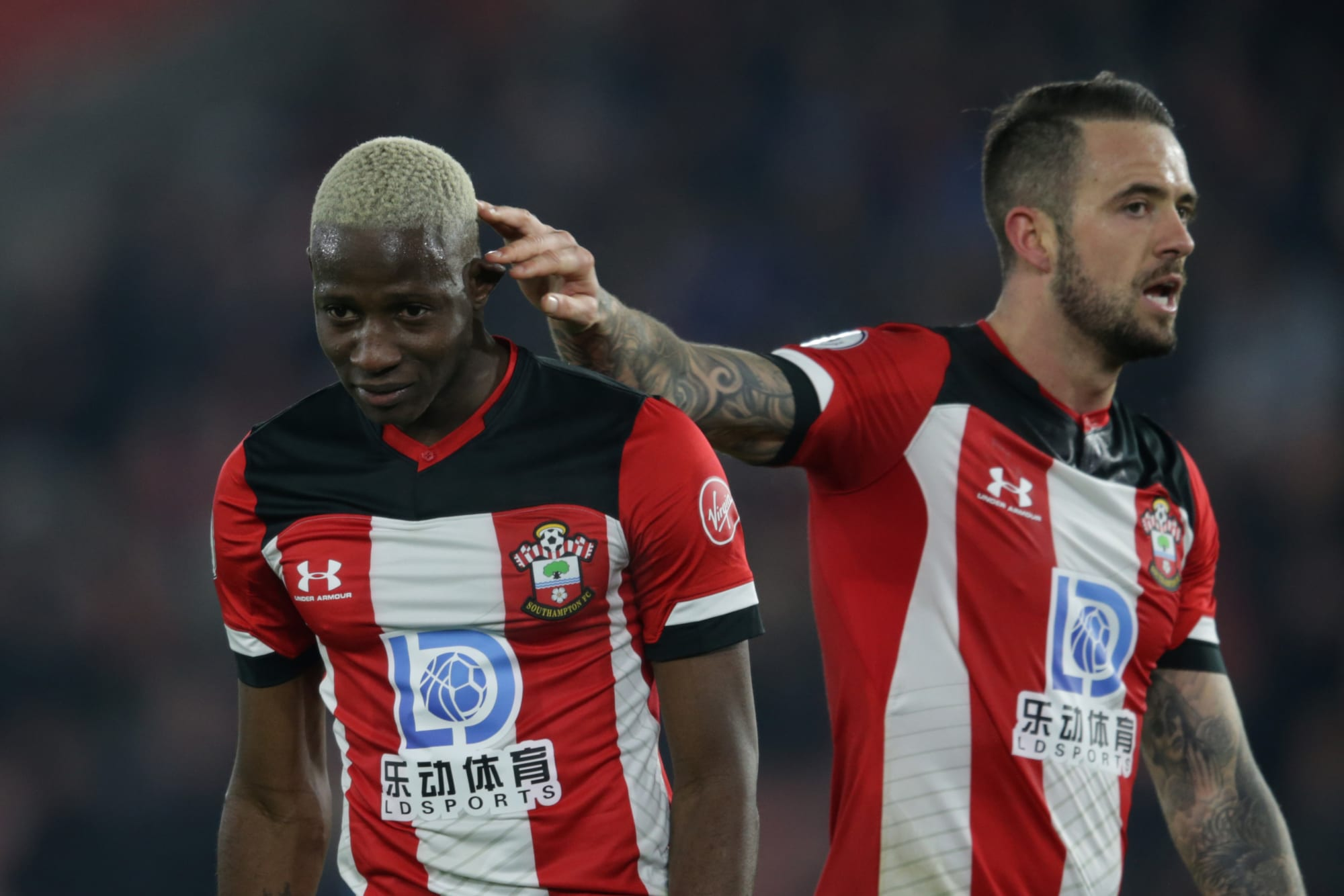 Southampton: Ings and Djenepo up for 2019/20 Premier League awards