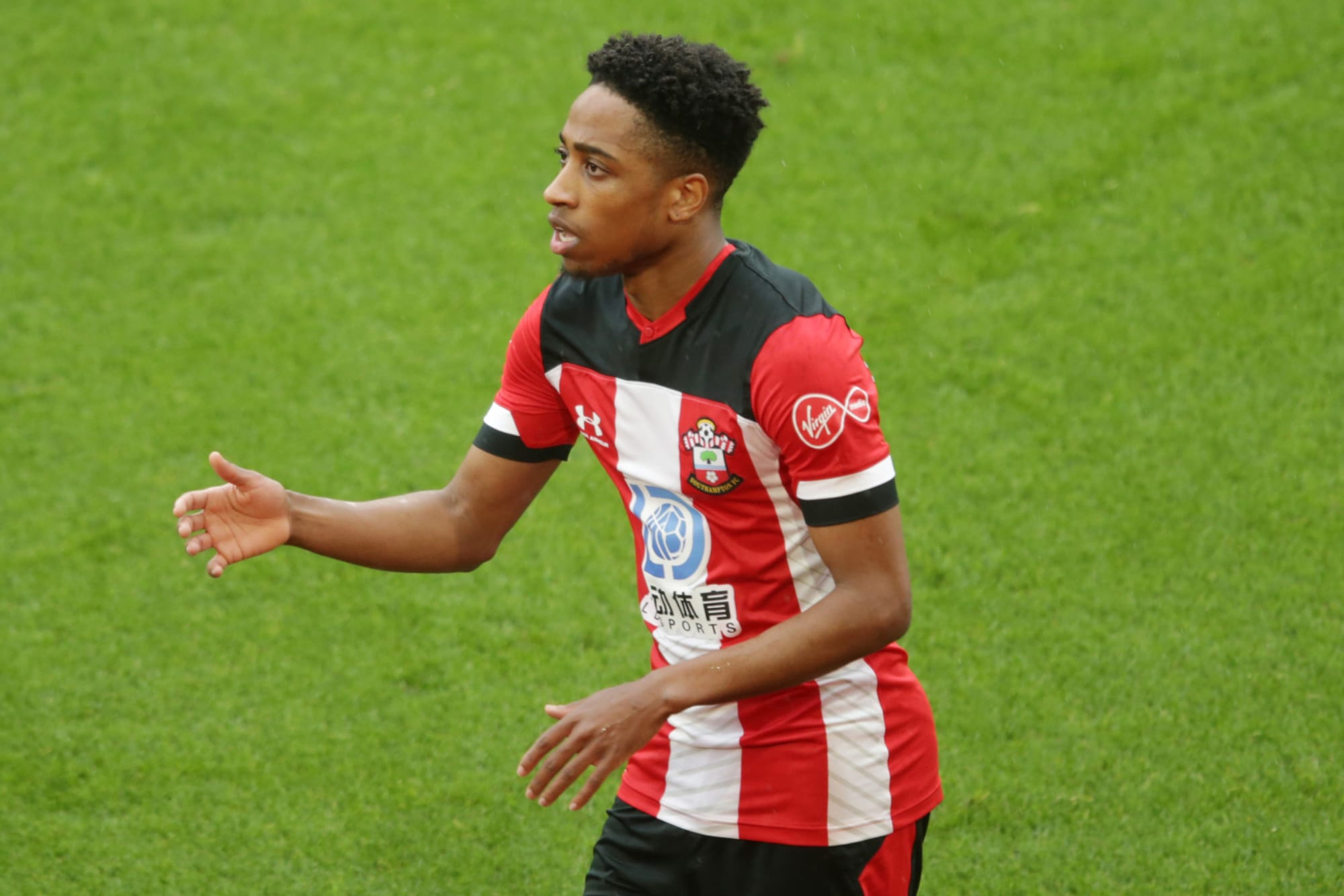 Southampton Saints Looking To Beef Up Their Defense With Youth