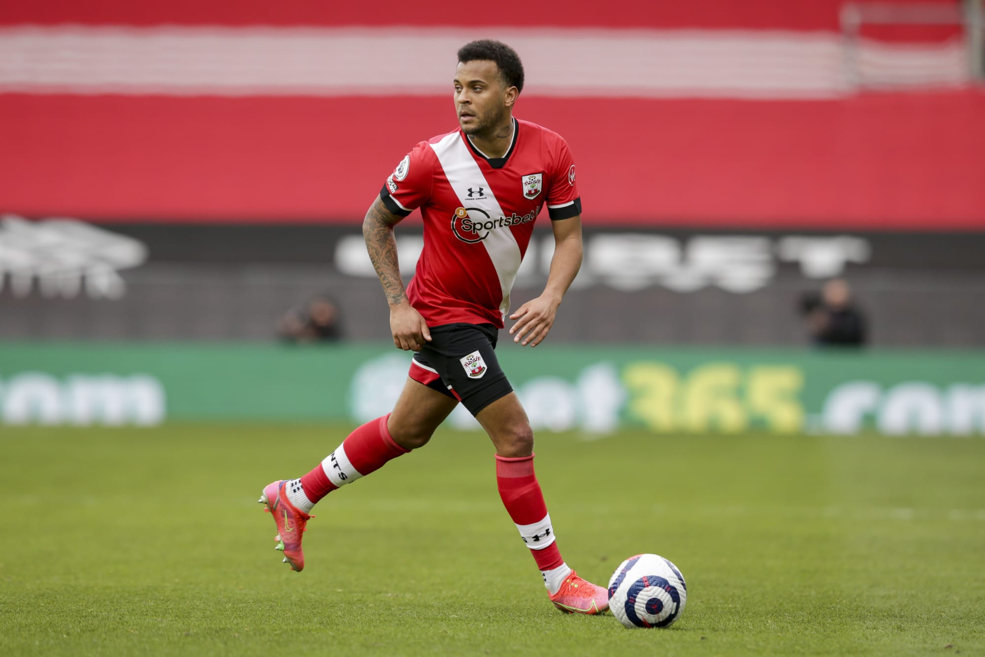 Southampton: Alex Crook talks future for Ryan Bertrand