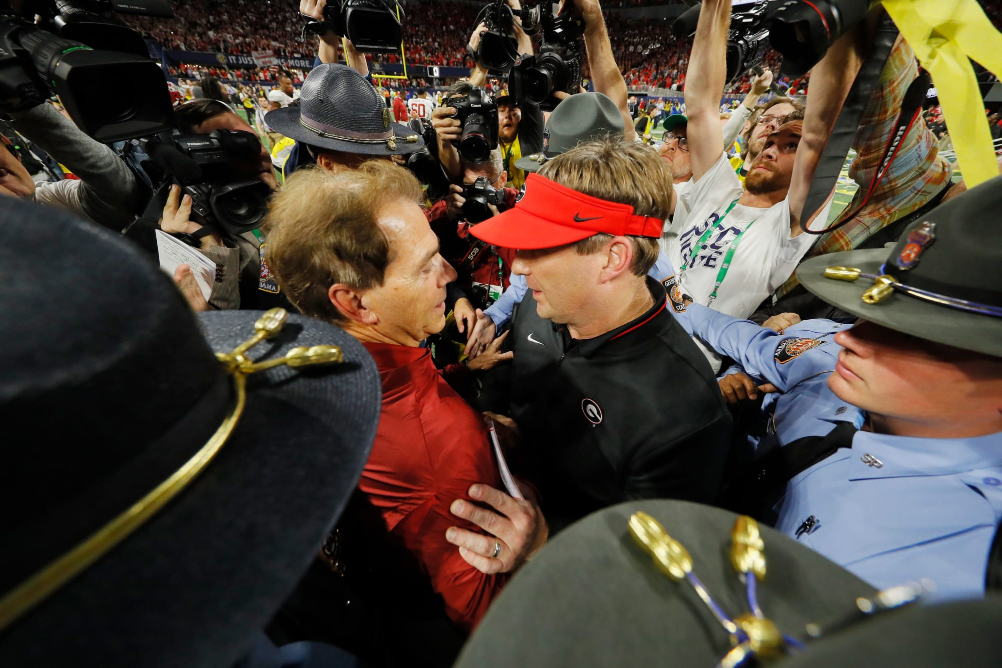 Georgia Bulldogs: Fourth-year players are the secret sauce
