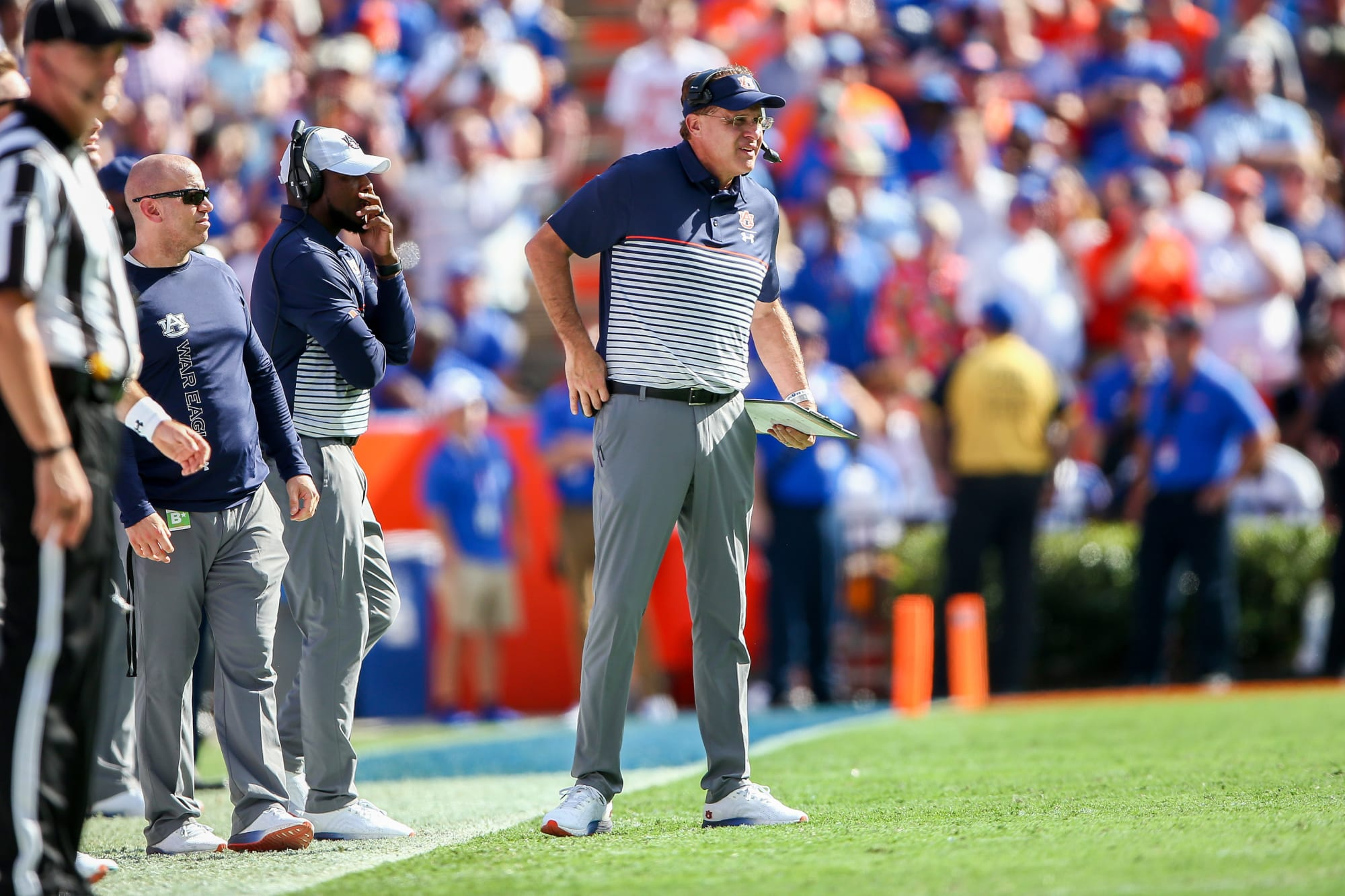 Auburn Football: 3 takeaways from season-opening ranked win over Kentucky