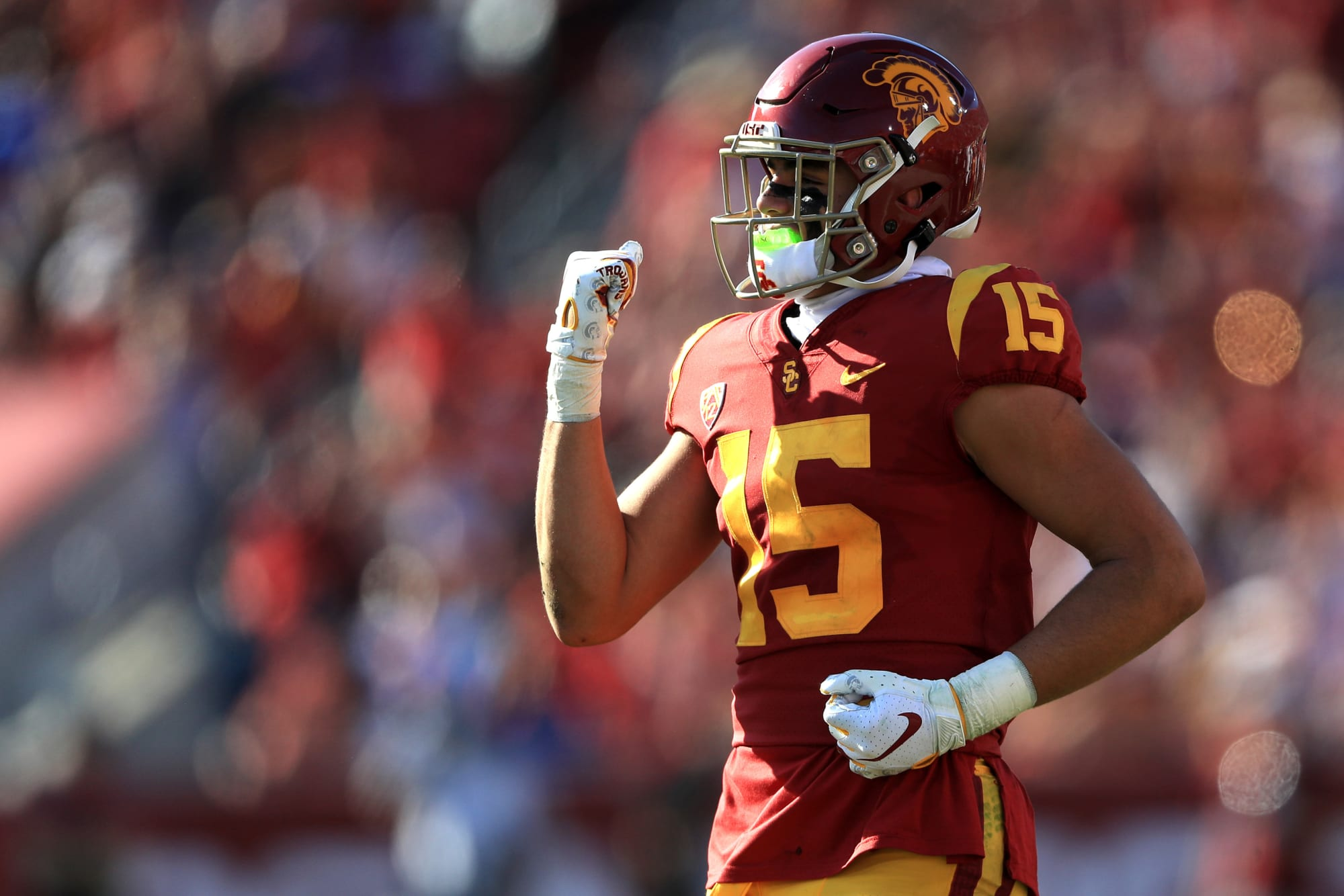 USC football's receiving corps is going to be elite in 2021