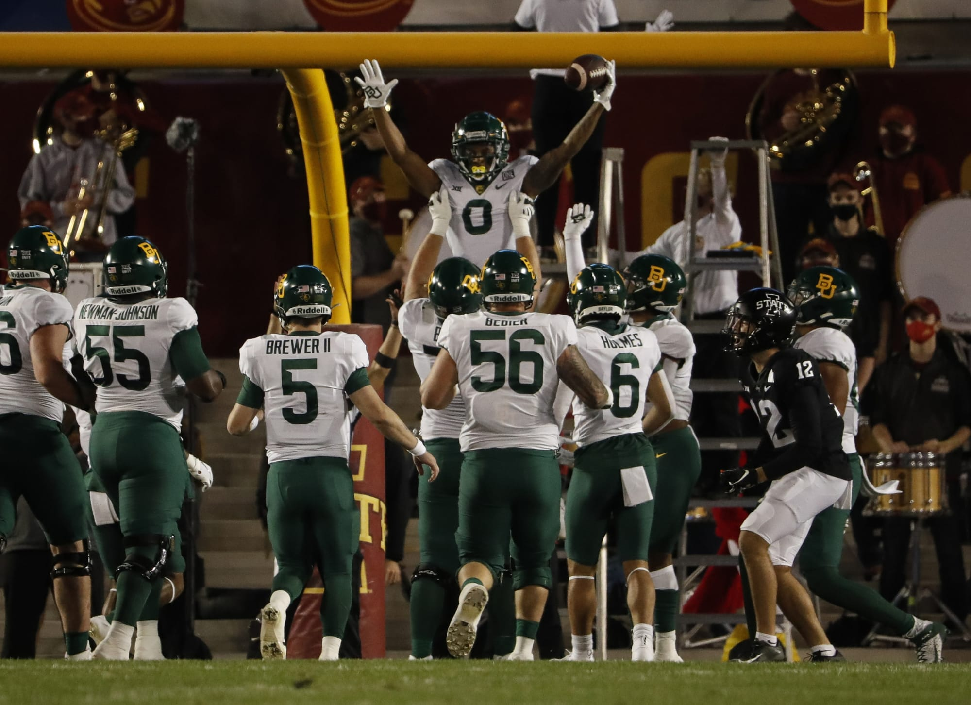 Baylor Football: 3 position battles to watch during spring ball