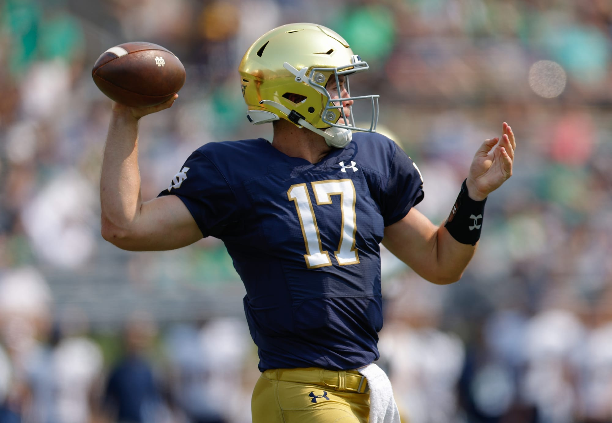Notre Dame Football: 3 bold predictions for Irish against Wisconsin