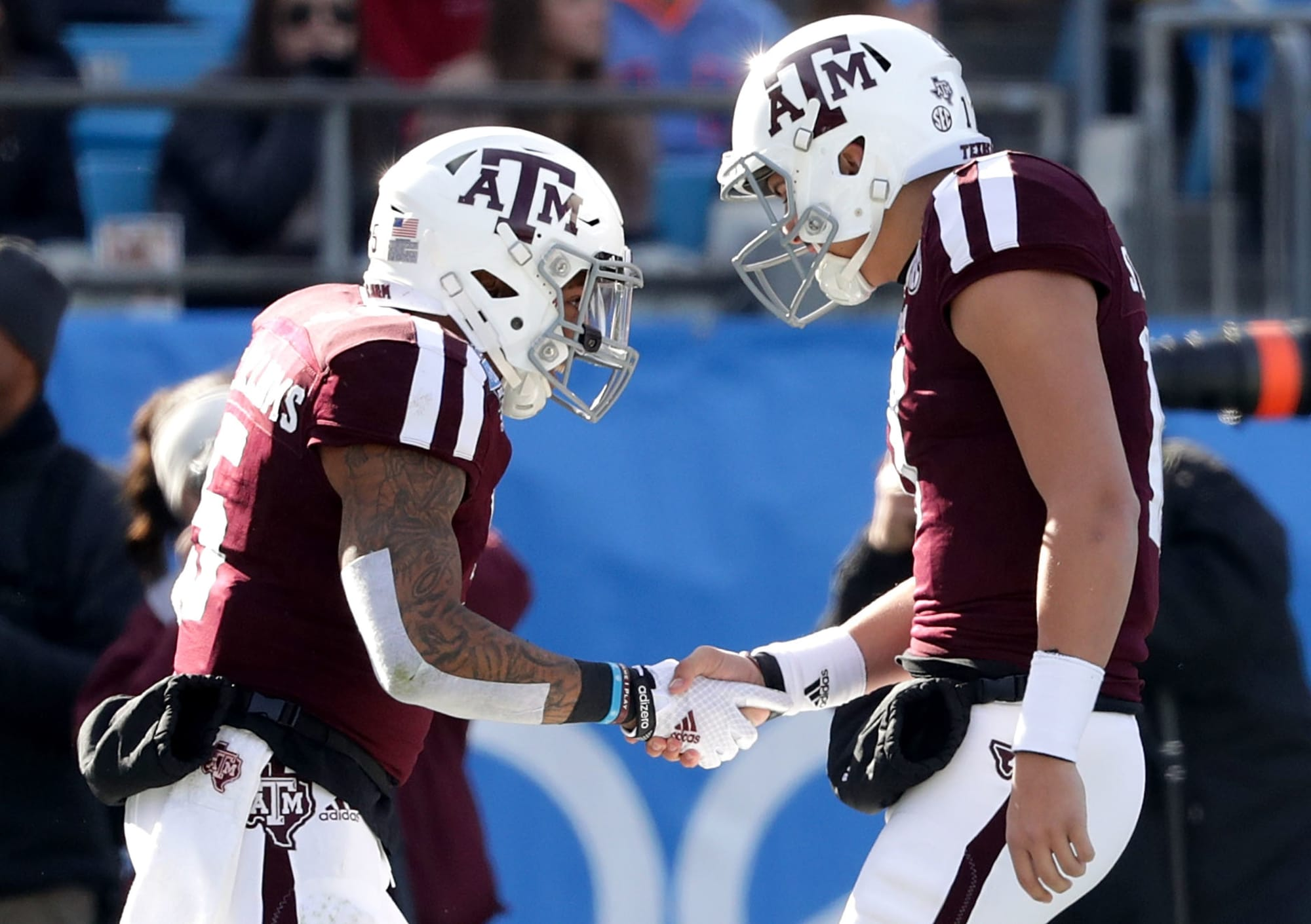 Texas A M Football Do 2018 Aggies Have Enough Offensive Firepower