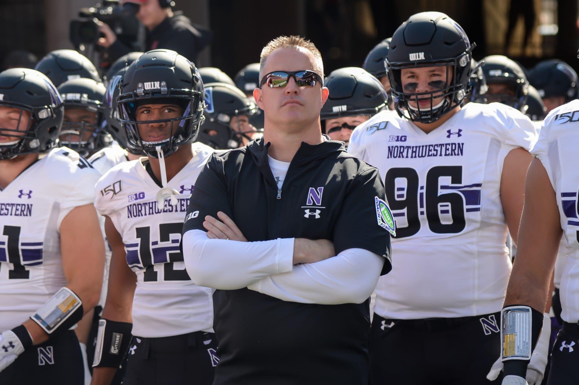 Northwestern Football Can Pat Fitzgerald Turn Wildcats Around In