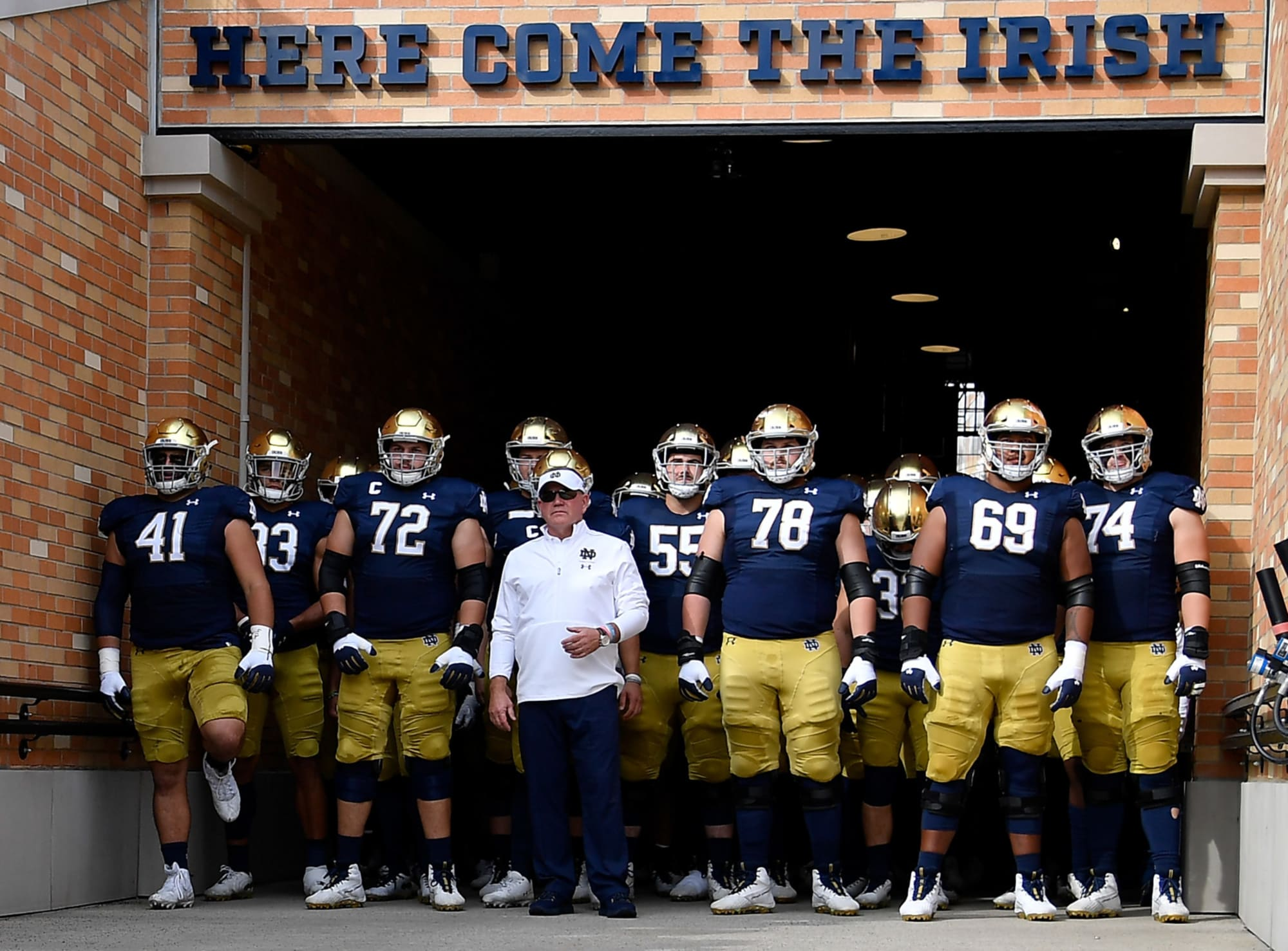Notre Dame Football: 3 unheralded players who'll become stars in 2020