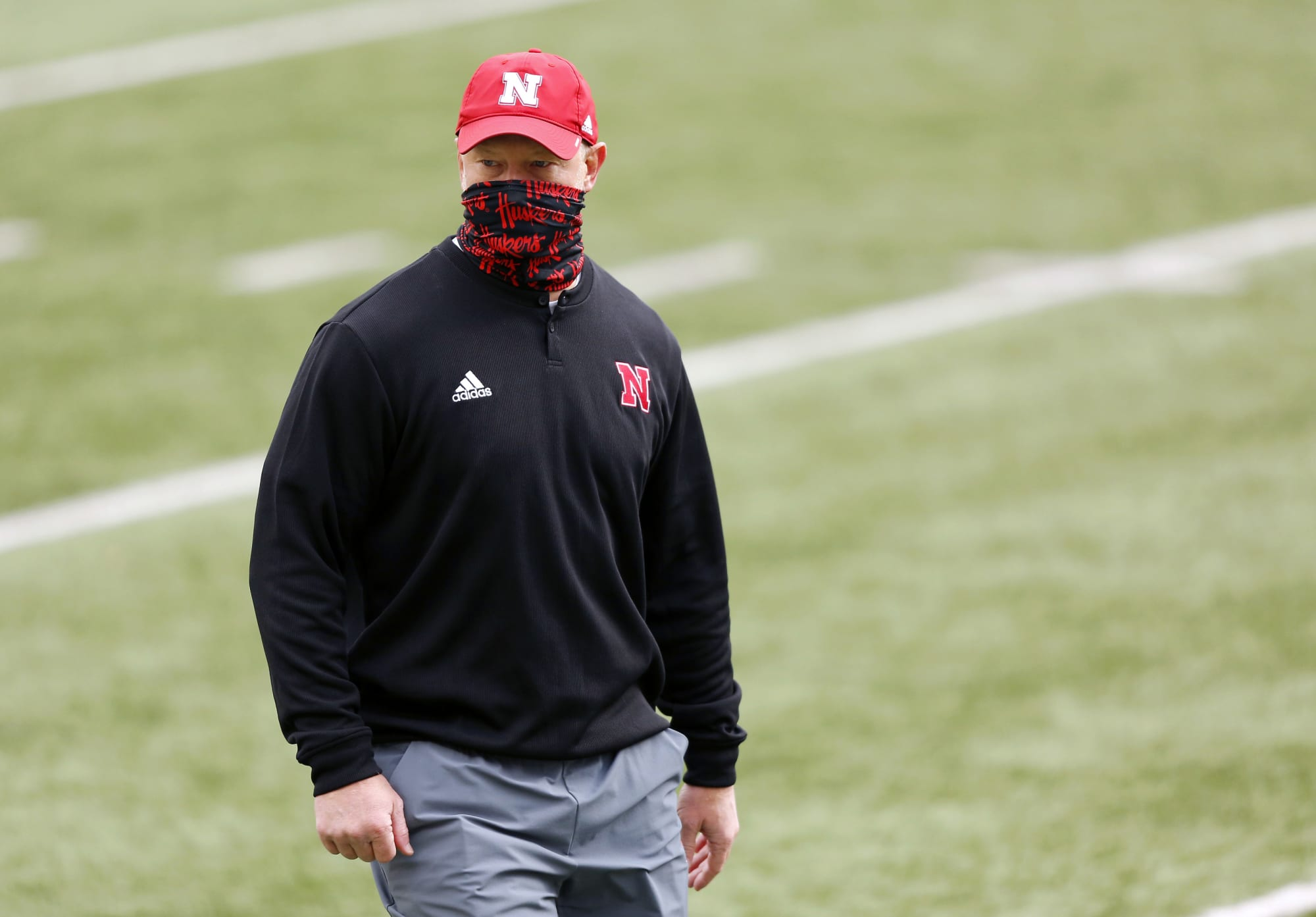 Nebraska Football: Scott Frost shouldn't have commented on Luke McCaffrey