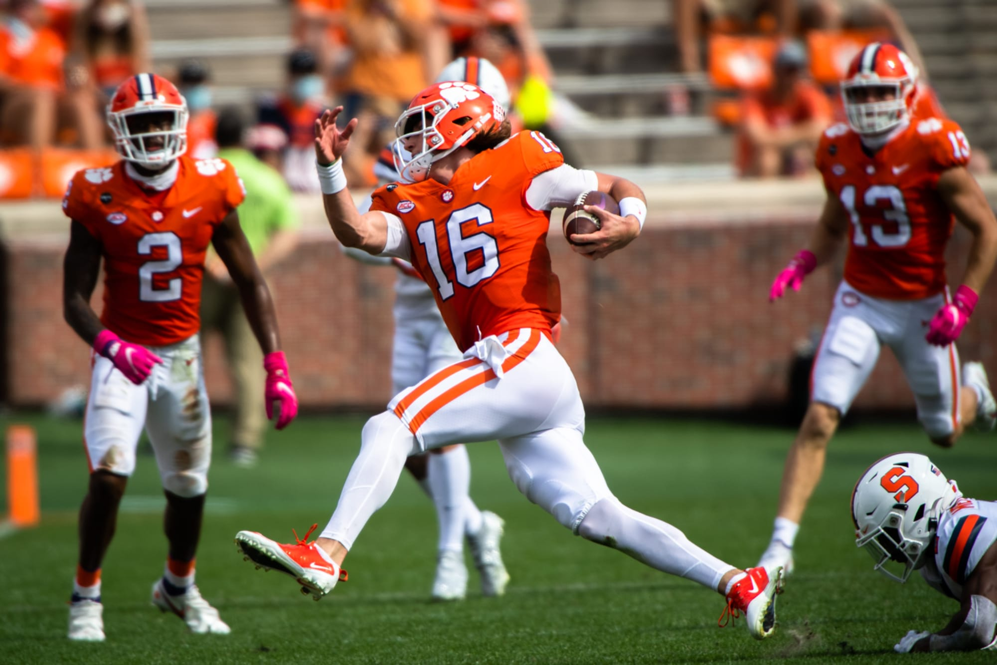 Clemson Football: No Trevor Lawrence should be no issue vs. Boston College
