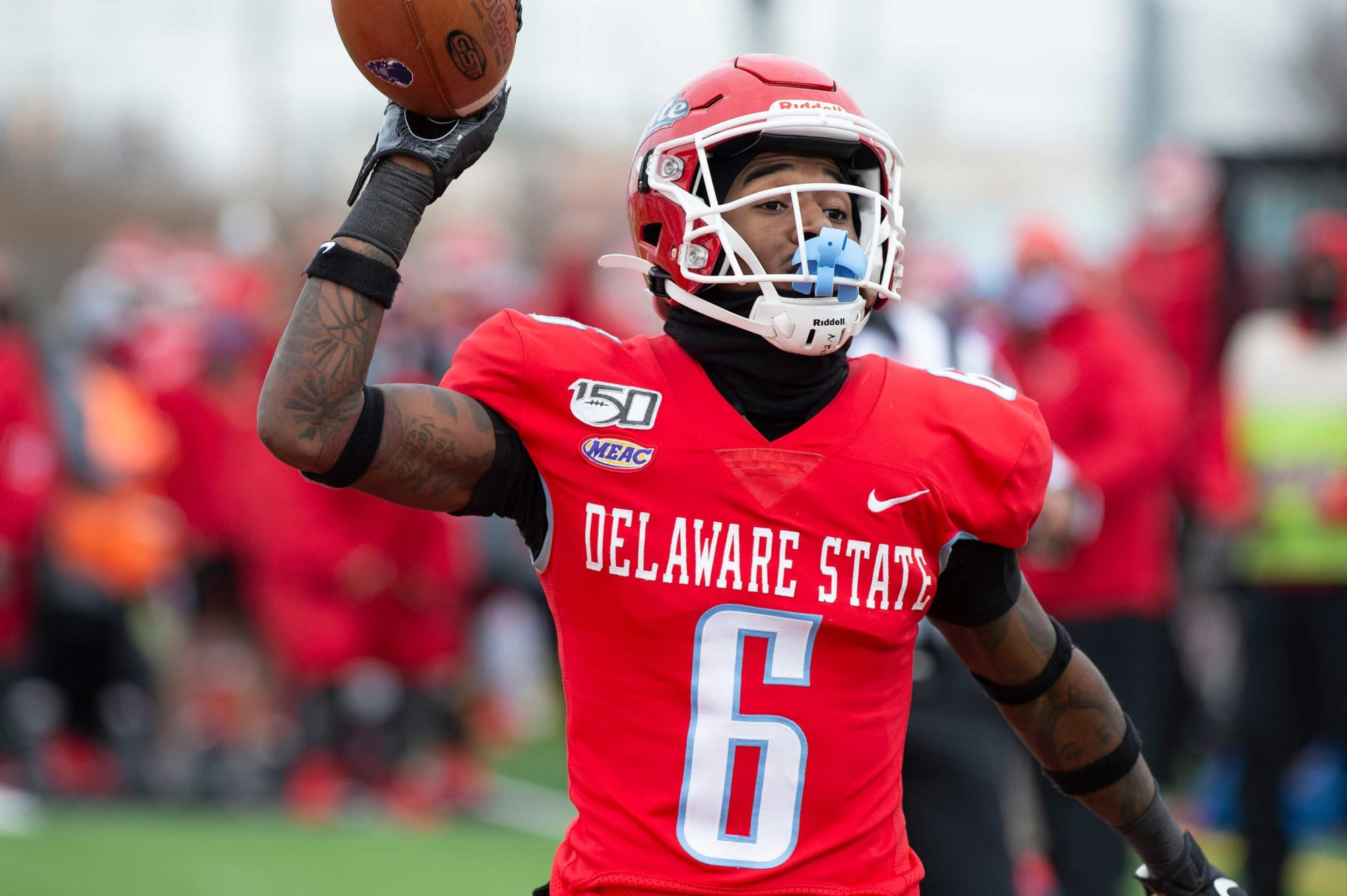 HBCU Football: Delaware State football dominated in Route 1 Rivalry