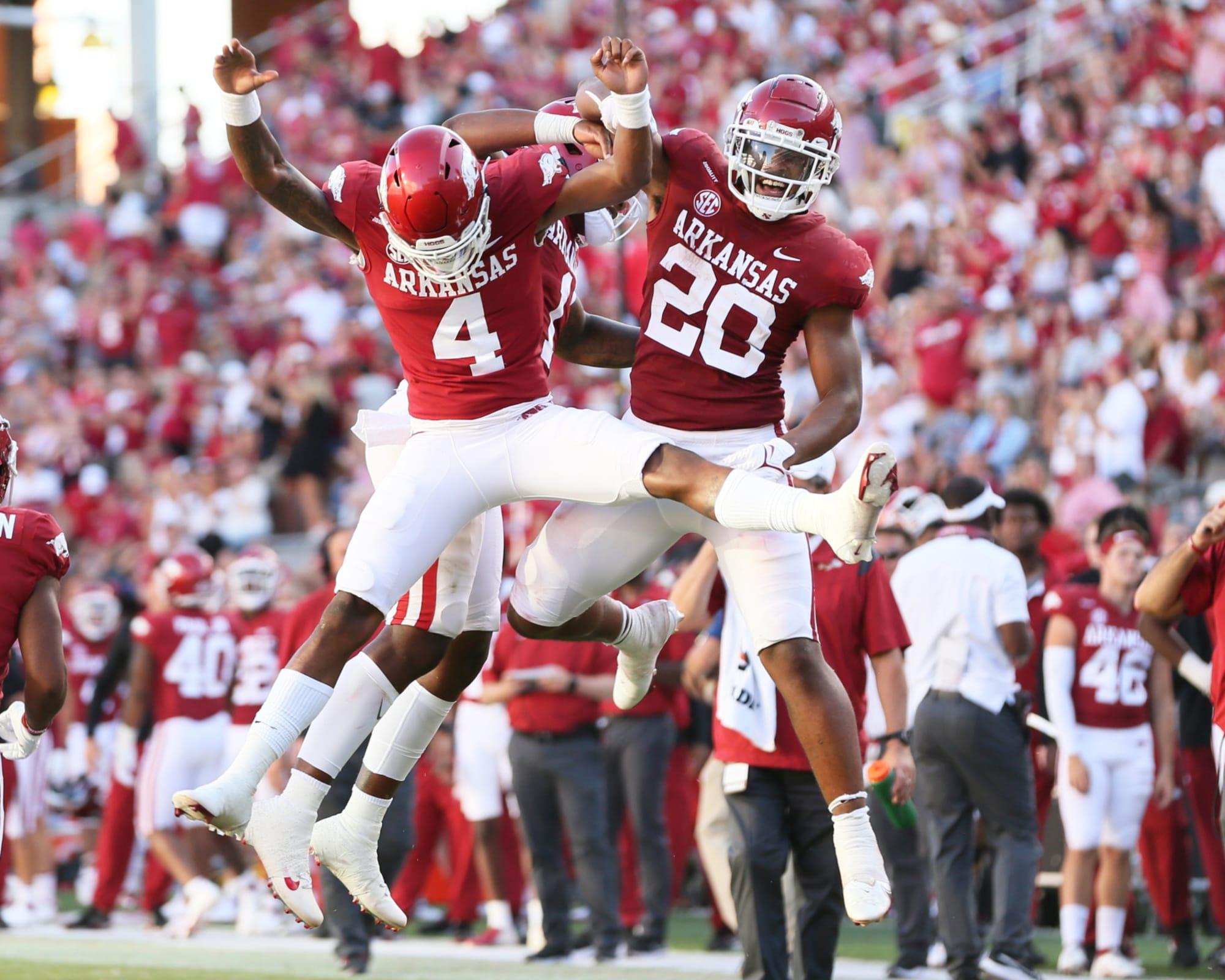 Arkansas Razorbacks Football | Bleacher Report | Latest News, Scores, Stats  and Standings
