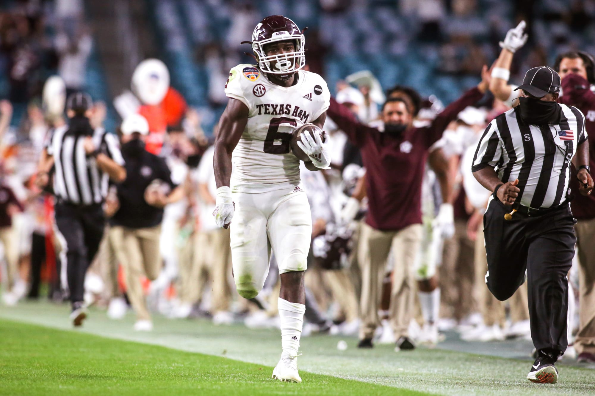 Texas A&M Football: Would 2020 season be considered a massive success?