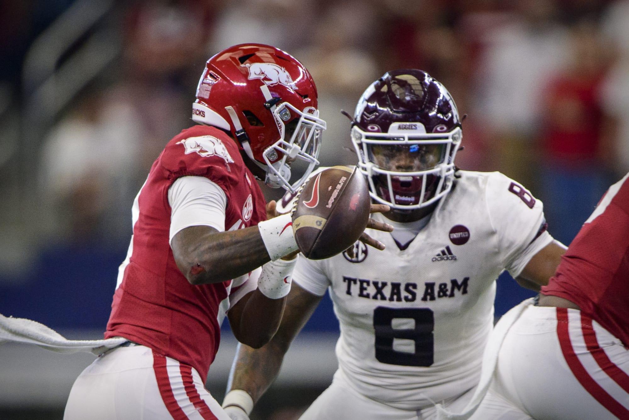 Texas A&M Football: 3 Hot Takes from loss to Arkansas