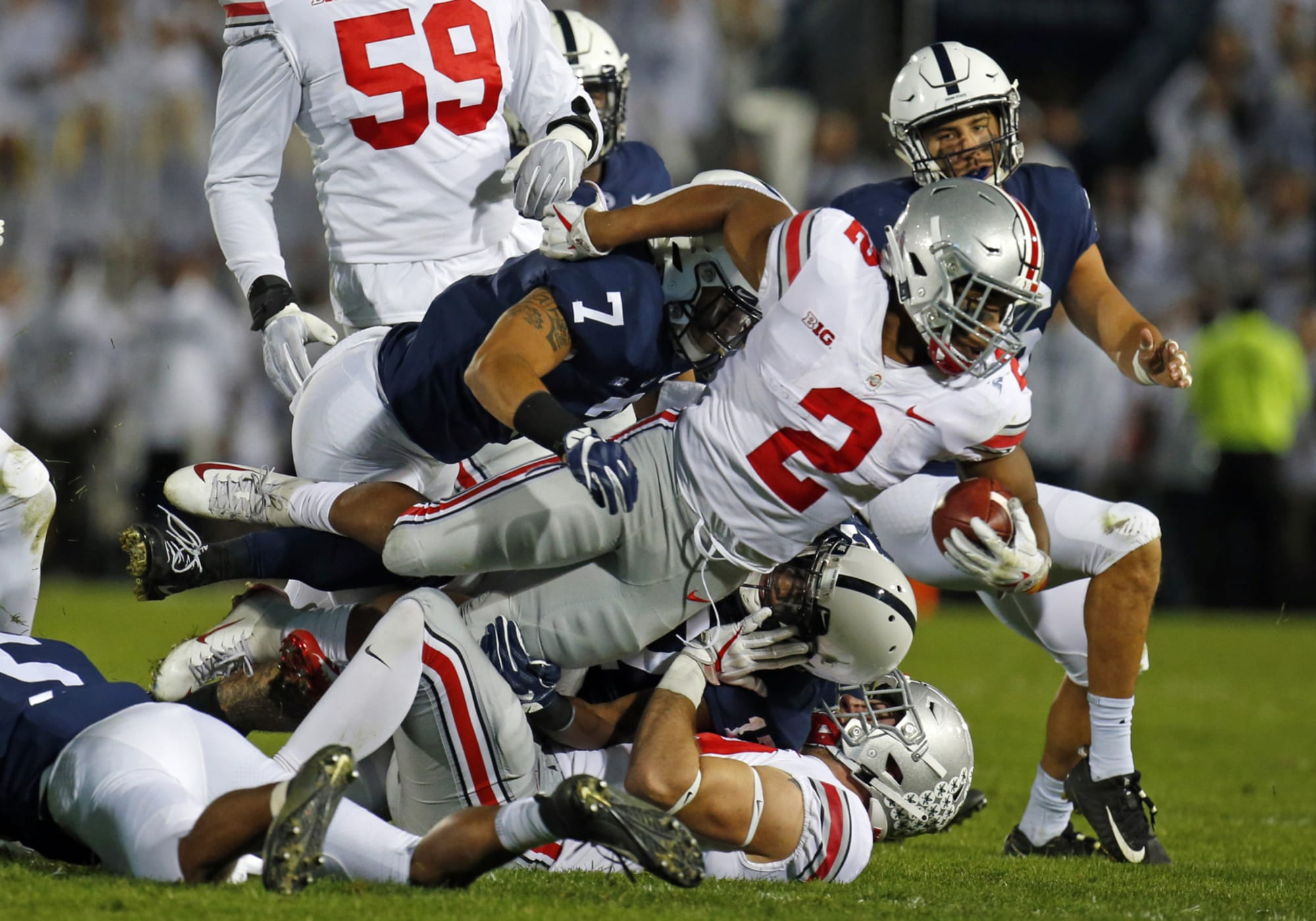 Ohio State Football: Nittany Lions aren't Buckeyes' rivals