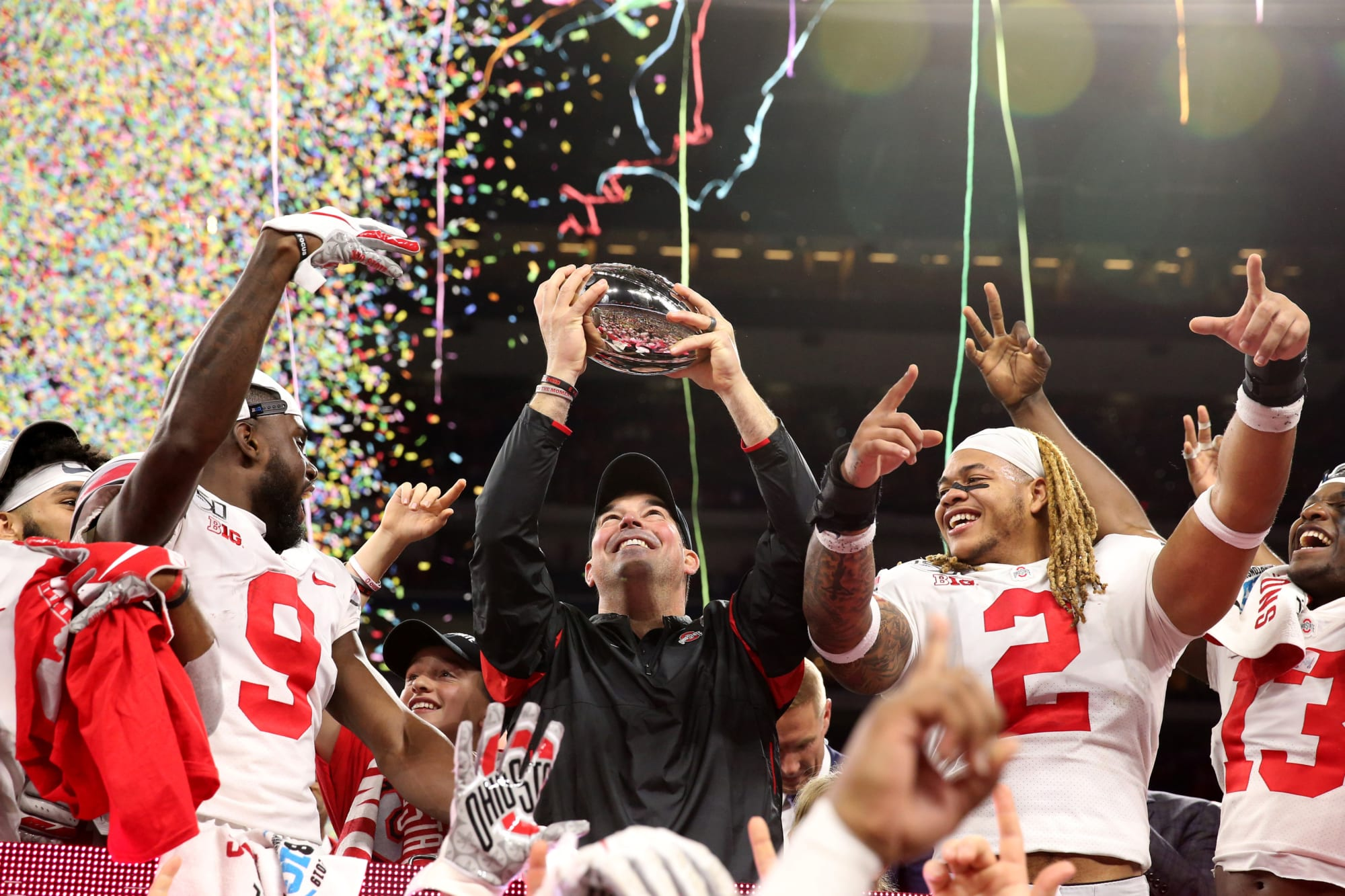 Ohio State football broke the Big Ten