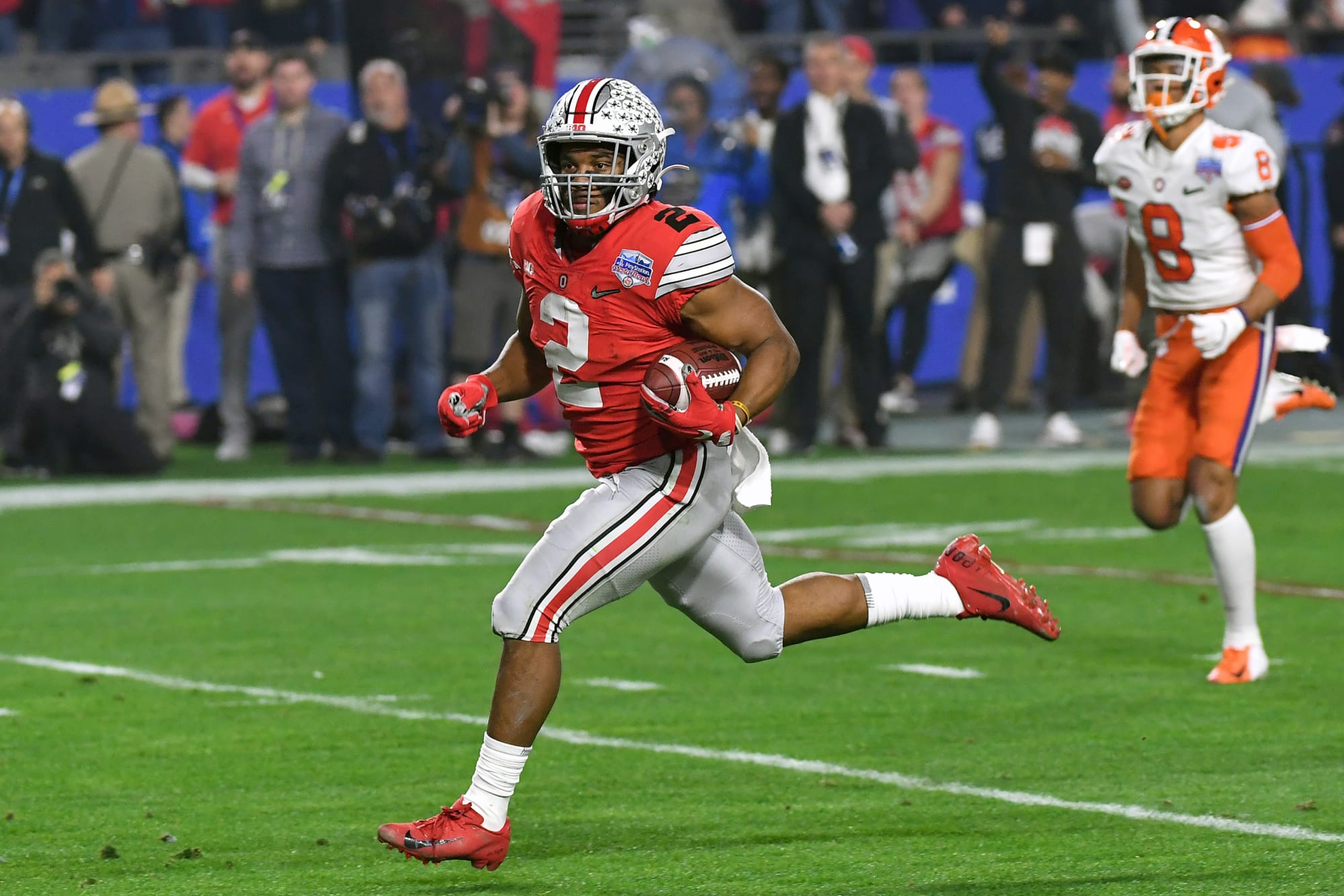 Ohio State Football: Buckeyes come up short in Fiesta Bowl ...