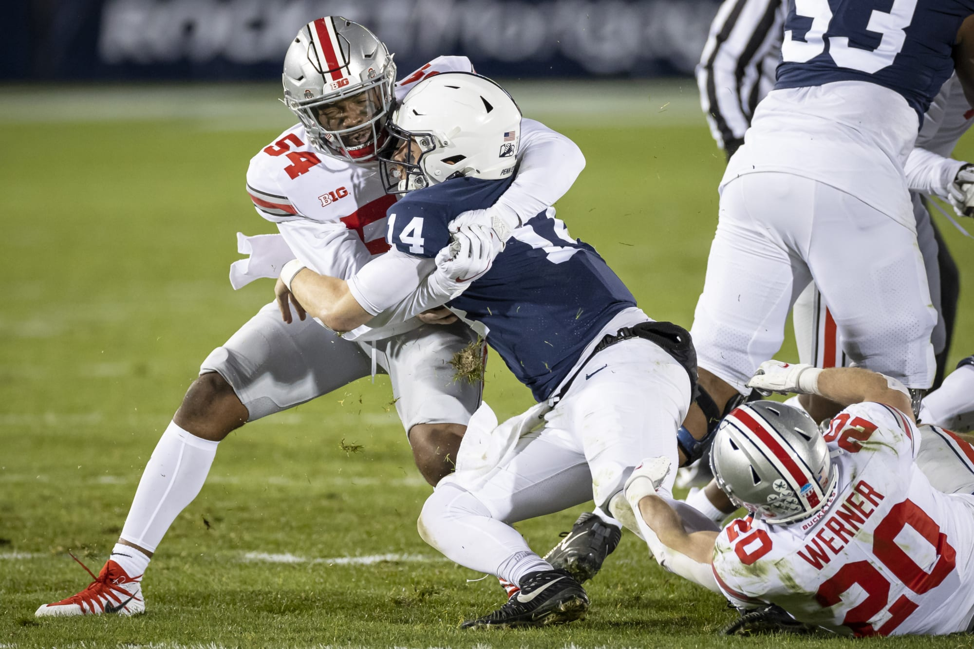 Ohio State football: OSU made favorite in four biggest games