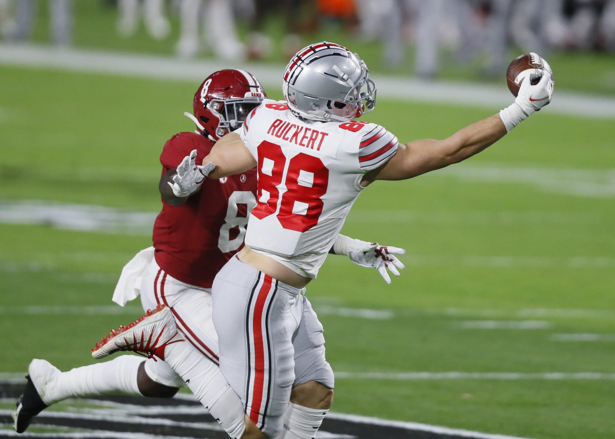 Ohio State Football: Tight Ends will be a matchup nightmare