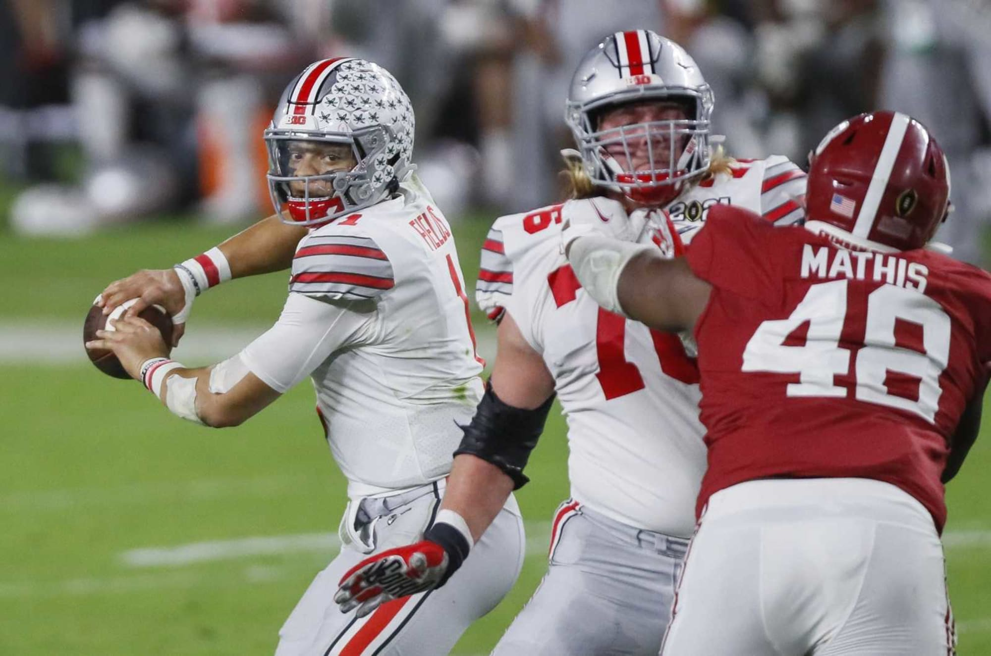Ohio State football: Why Justin Fields would fit well with the Jets