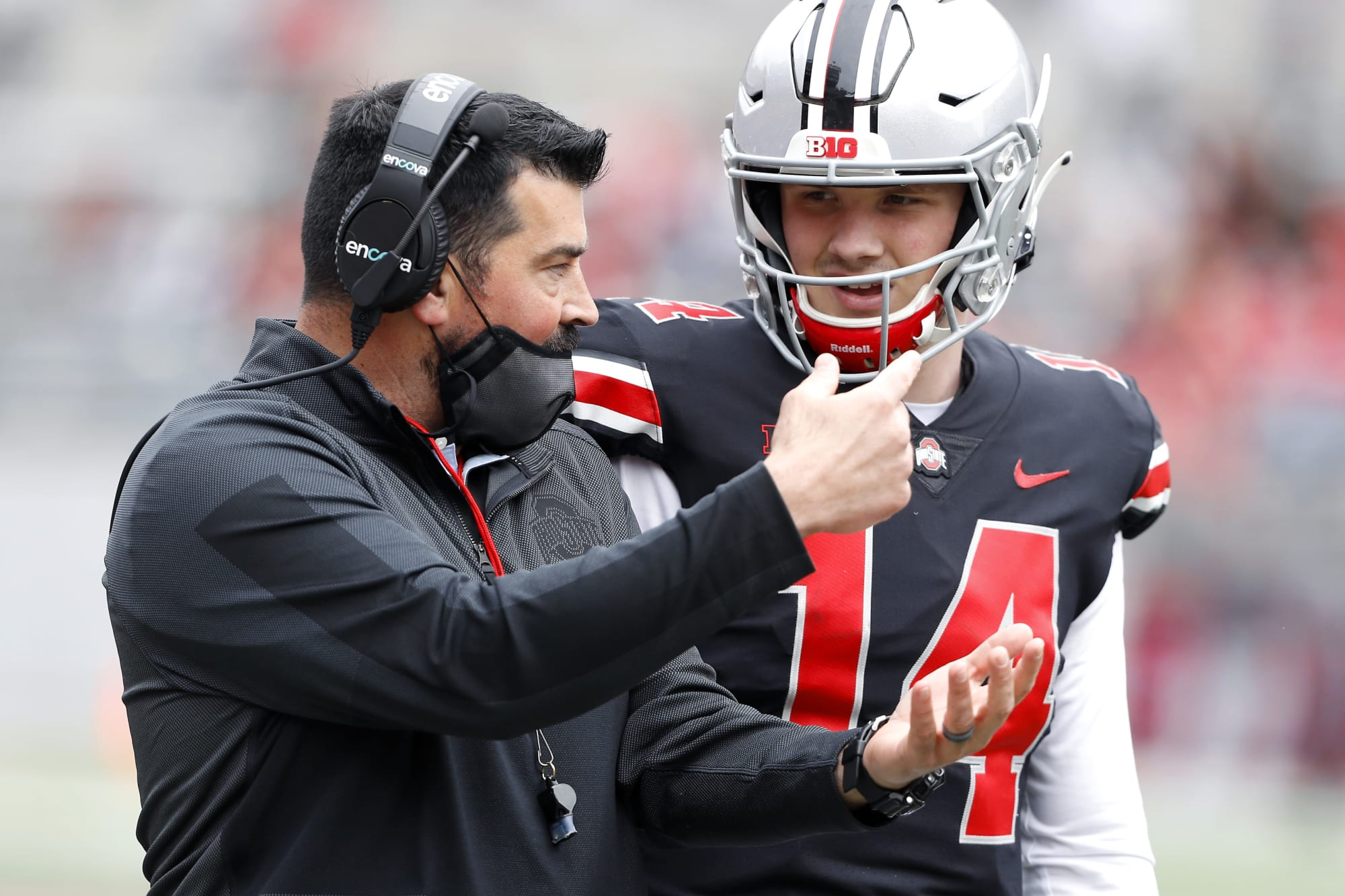 Ohio State football on the list for the top QB of 2023