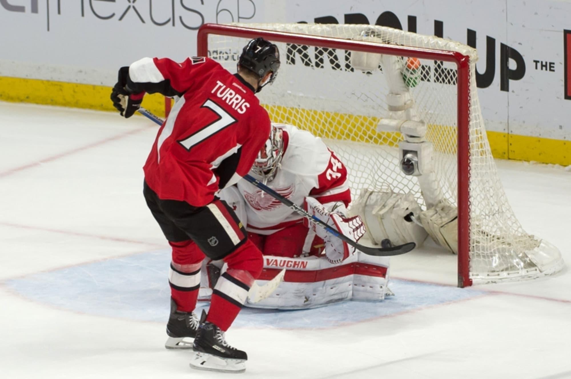 Ottawa Senators Look Forward To Kyle Turris Returning