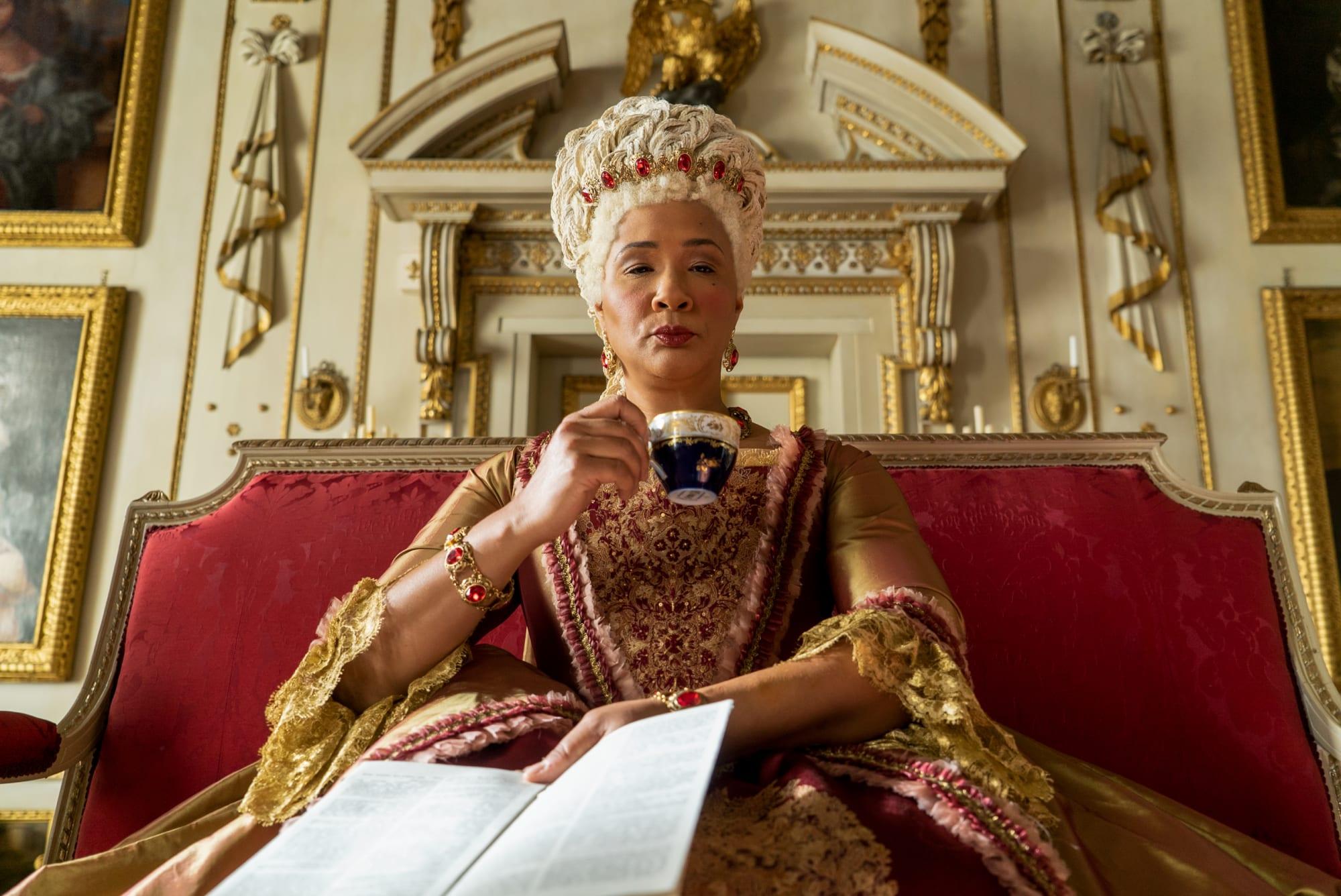 Bridgerton teaser: Hear Julie Andrews tease what's to come