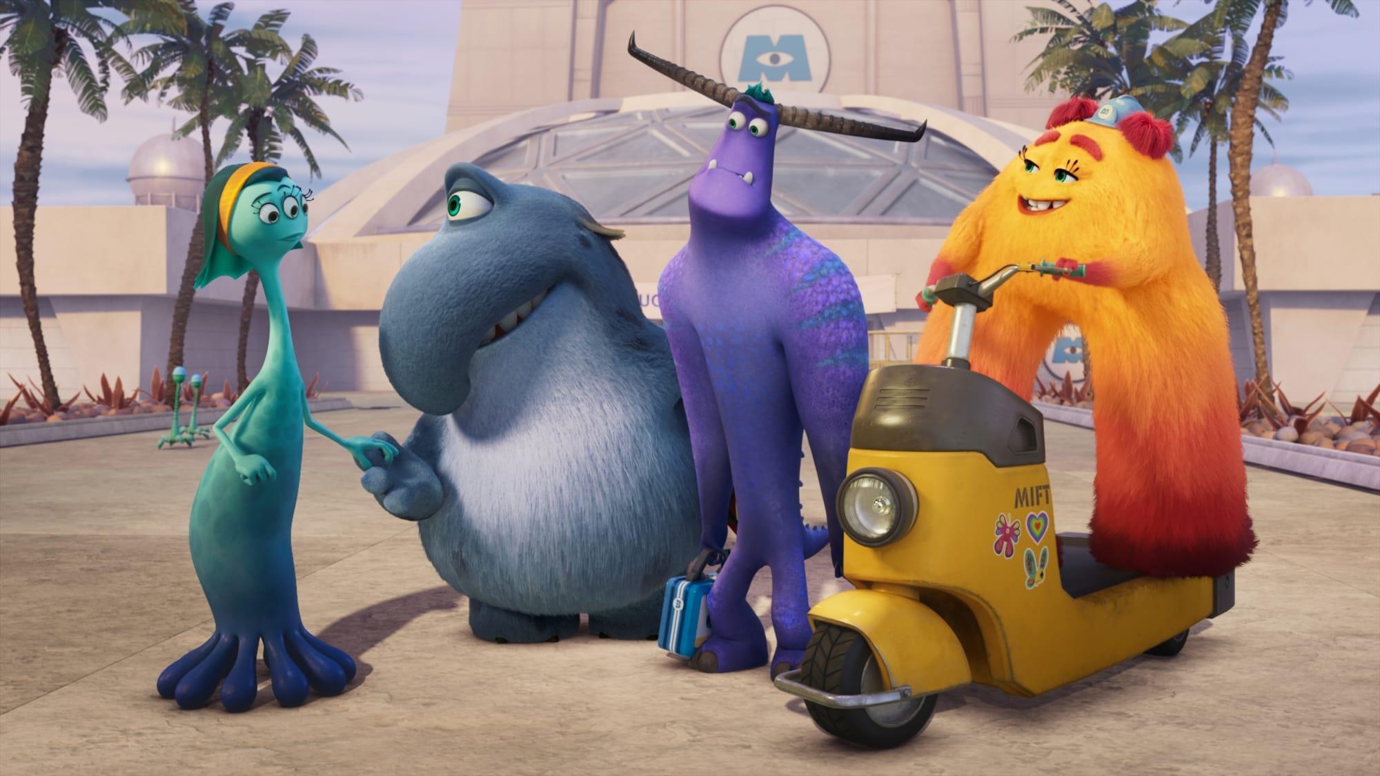 Will the Disney Plus series Monsters At Work return for Season 2?